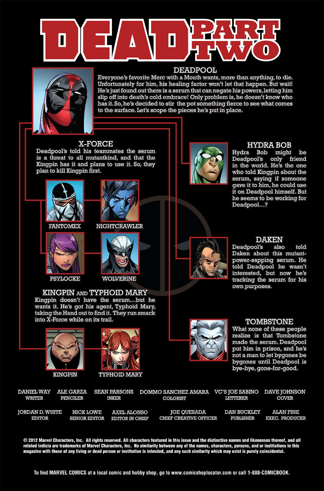 Read online Deadpool (2008) comic -  Issue #51 - 3