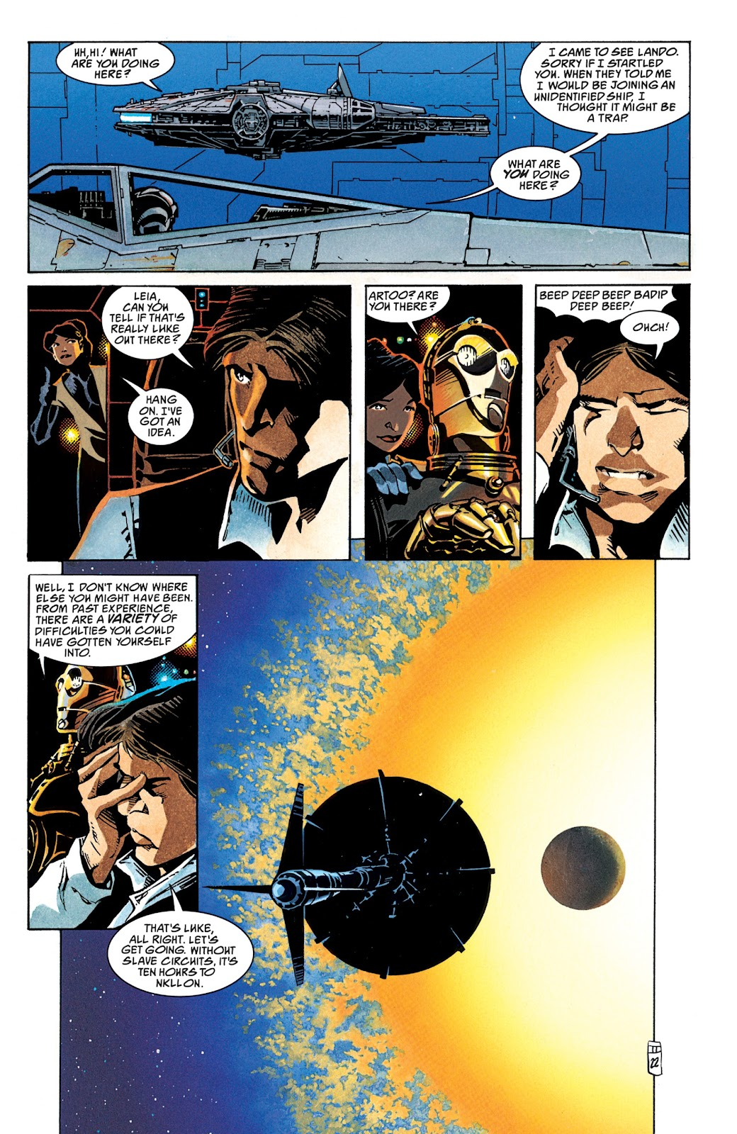 Read online Star Wars Legends: The New Republic - Epic Collection comic -  Issue # TPB 4 (Part 1) - 53
