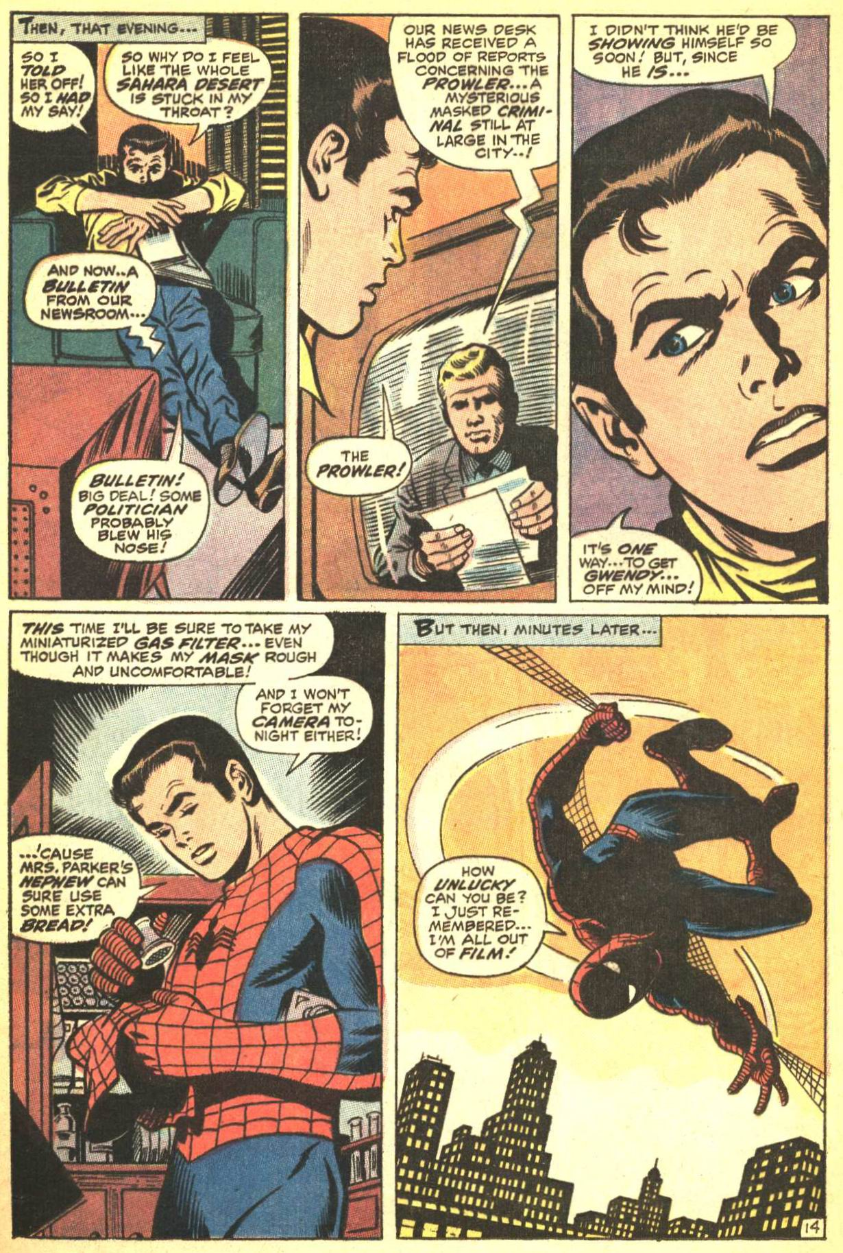 The Amazing Spider-Man (1963) 79 Page 16