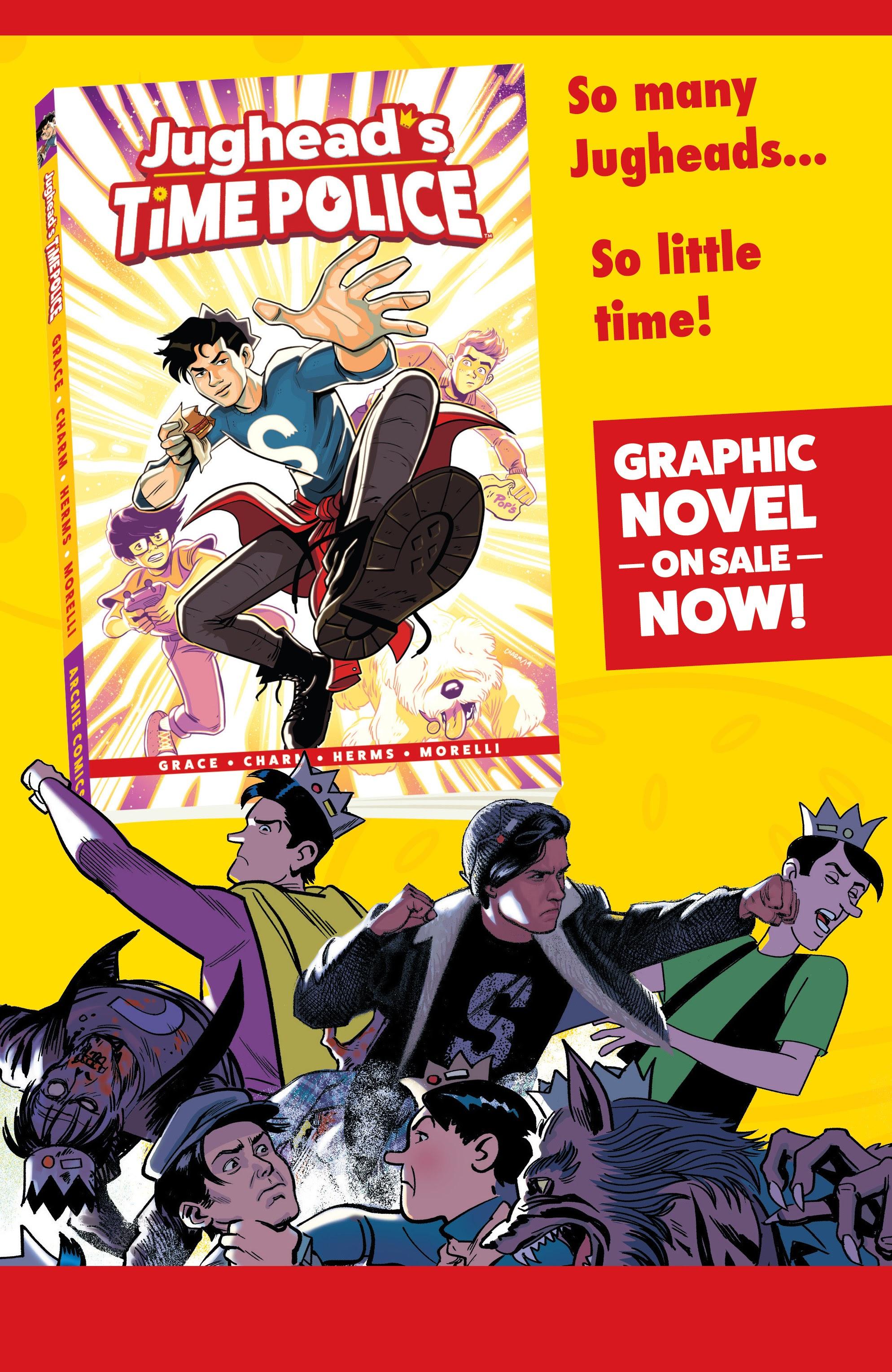 Archie (2015) #710 #44 - English 25