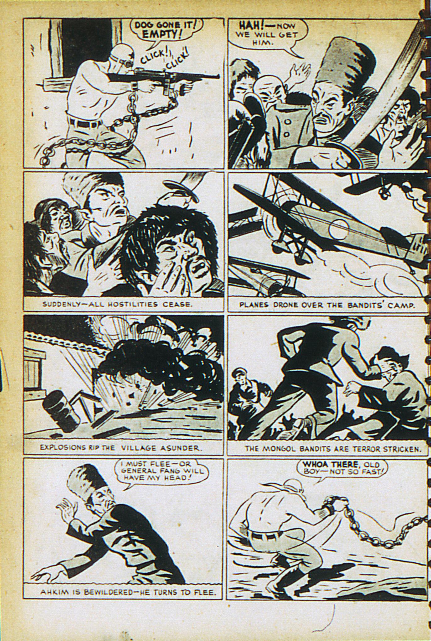 Read online Adventure Comics (1938) comic -  Issue #27 - 32