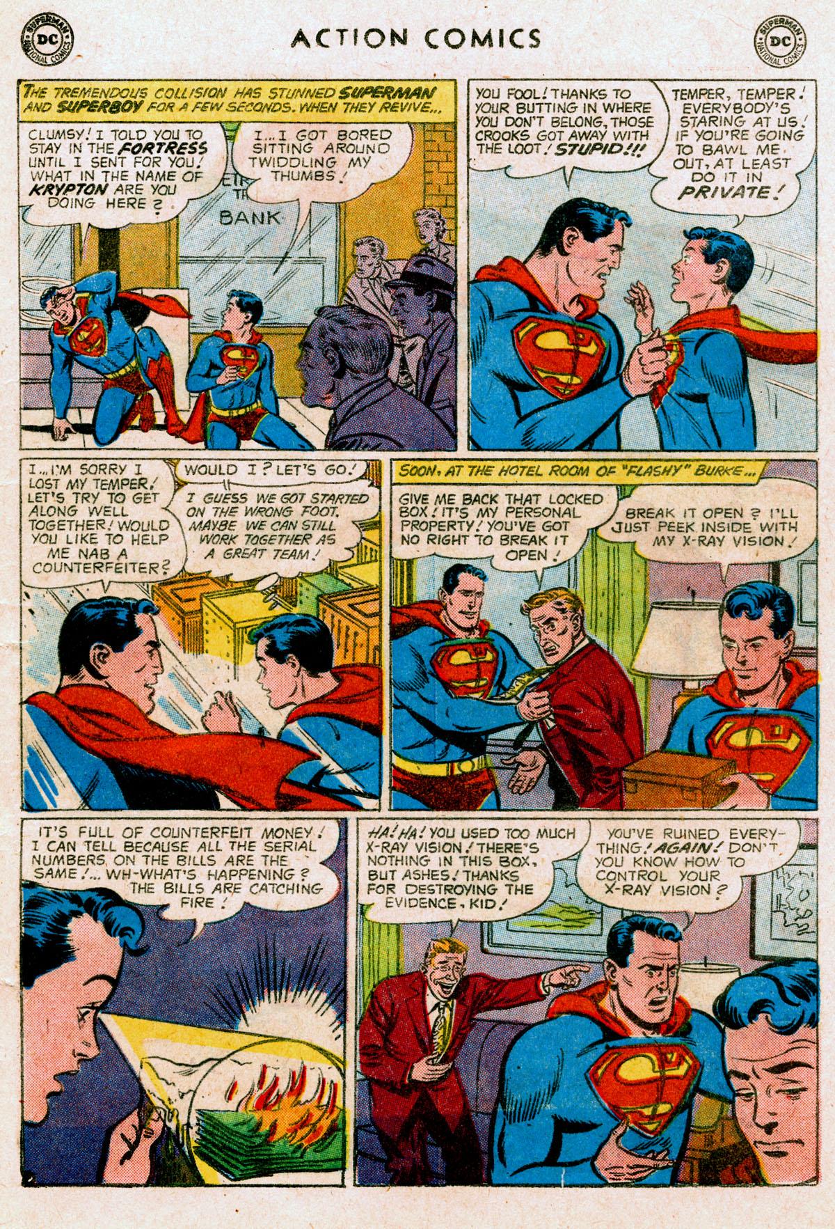 Action Comics (1938) 259 Page 8
