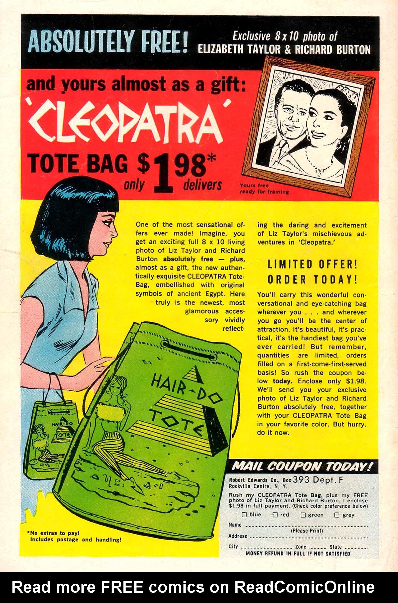Read online Secret Hearts comic -  Issue #94 - 36
