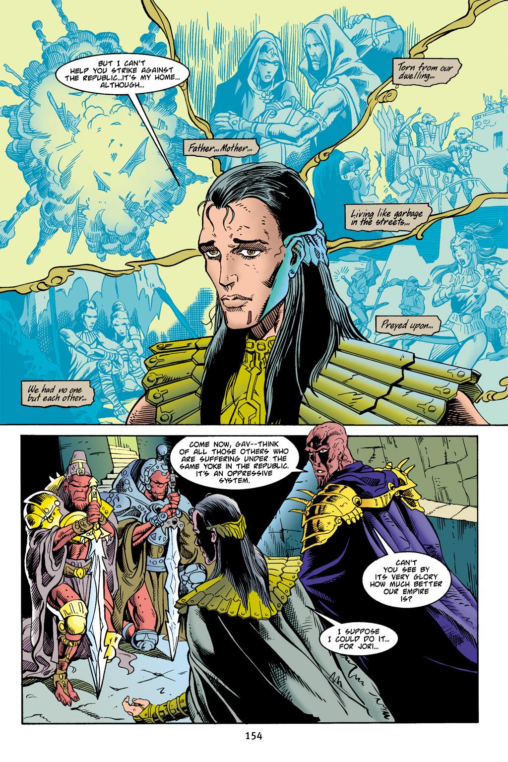 Read online Star Wars Omnibus comic -  Issue # Vol. 4 - 149
