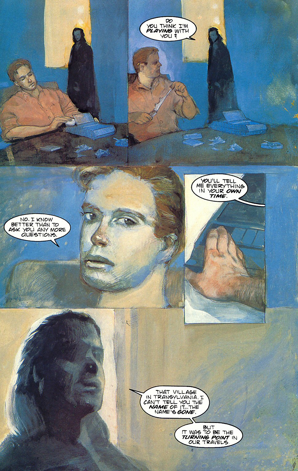 Read online Anne Rice's Interview with the Vampire comic -  Issue #6 - 20