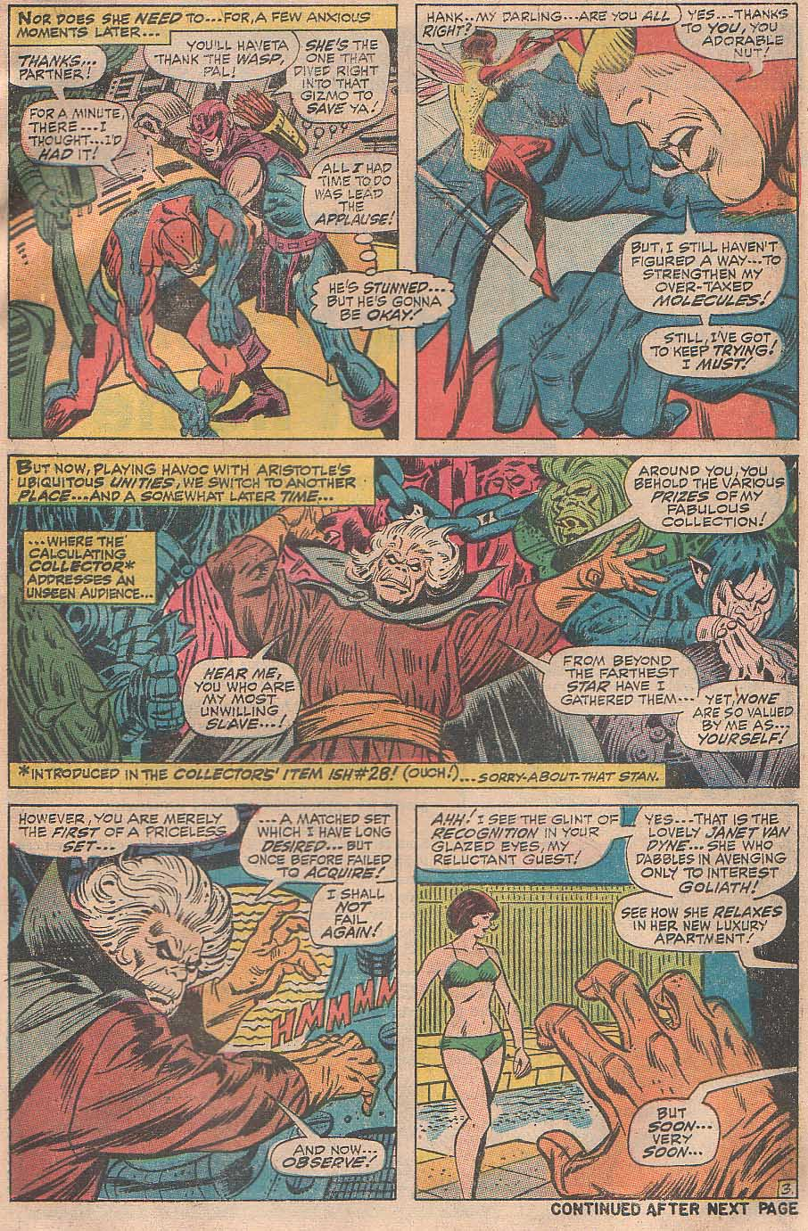 The Avengers (1963) 51 Page 3