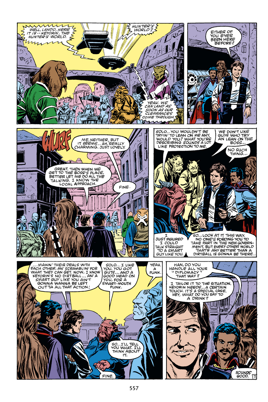 Read online Star Wars Omnibus comic -  Issue # Vol. 18.5 - 270