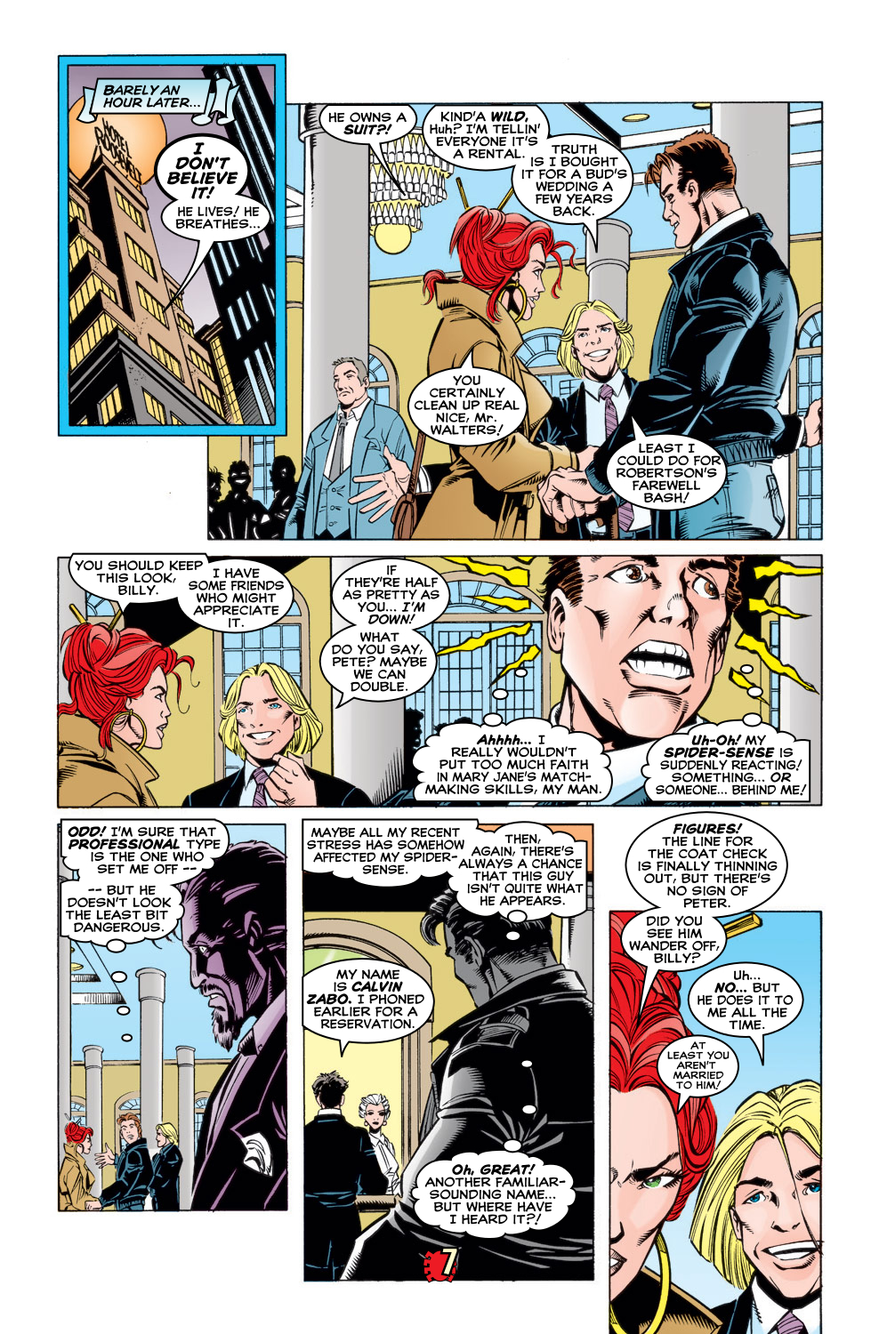 The Amazing Spider-Man (1963) 433 Page 7