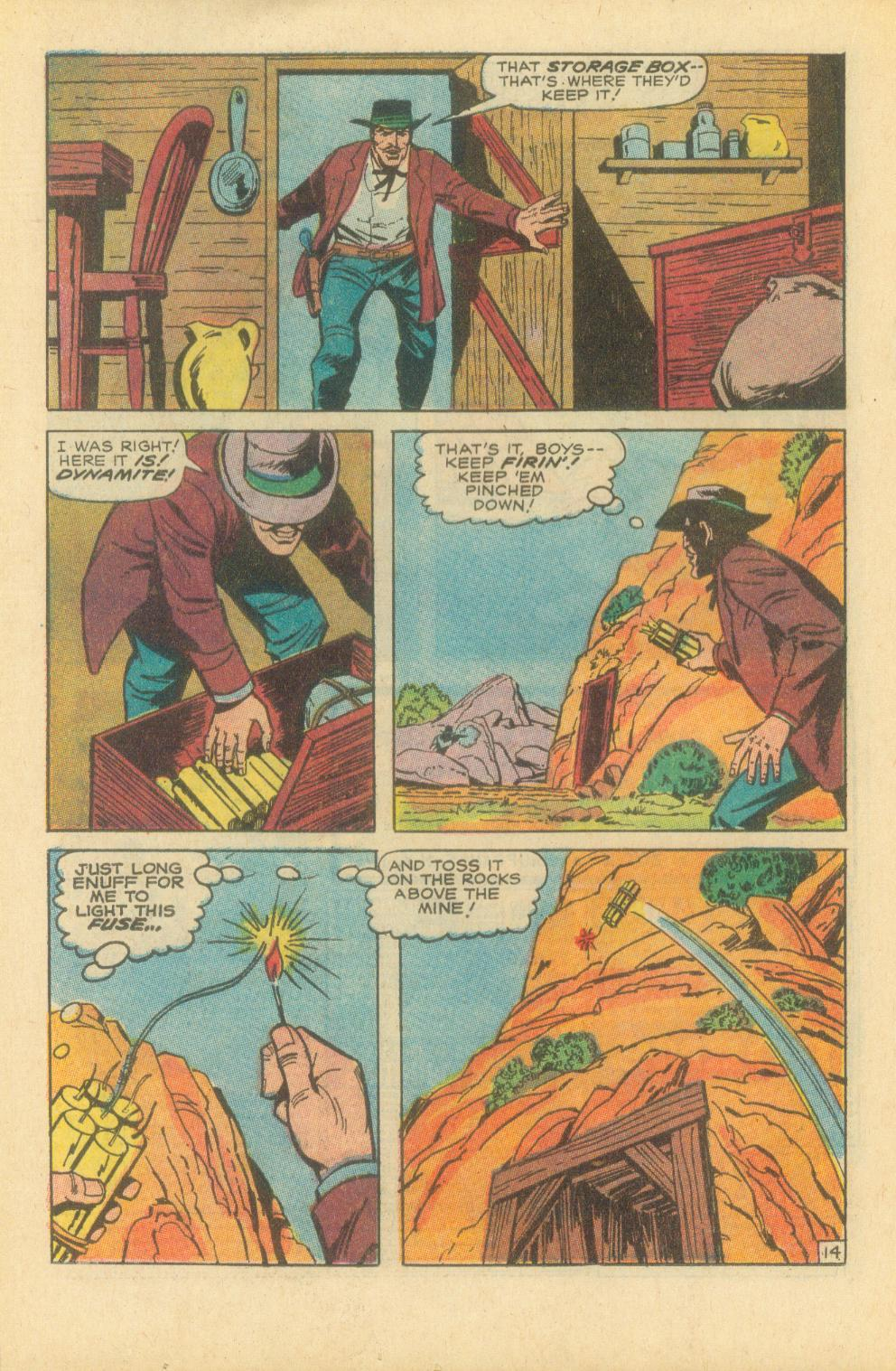 The Rawhide Kid (1955) issue 87 - Page 21
