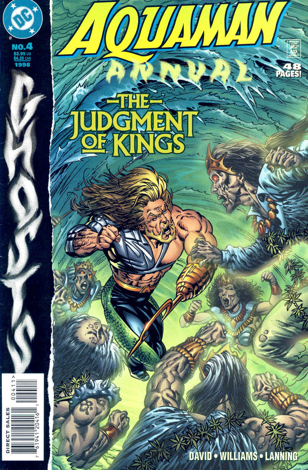 Aquaman (1994) _Annual_4 Page 1