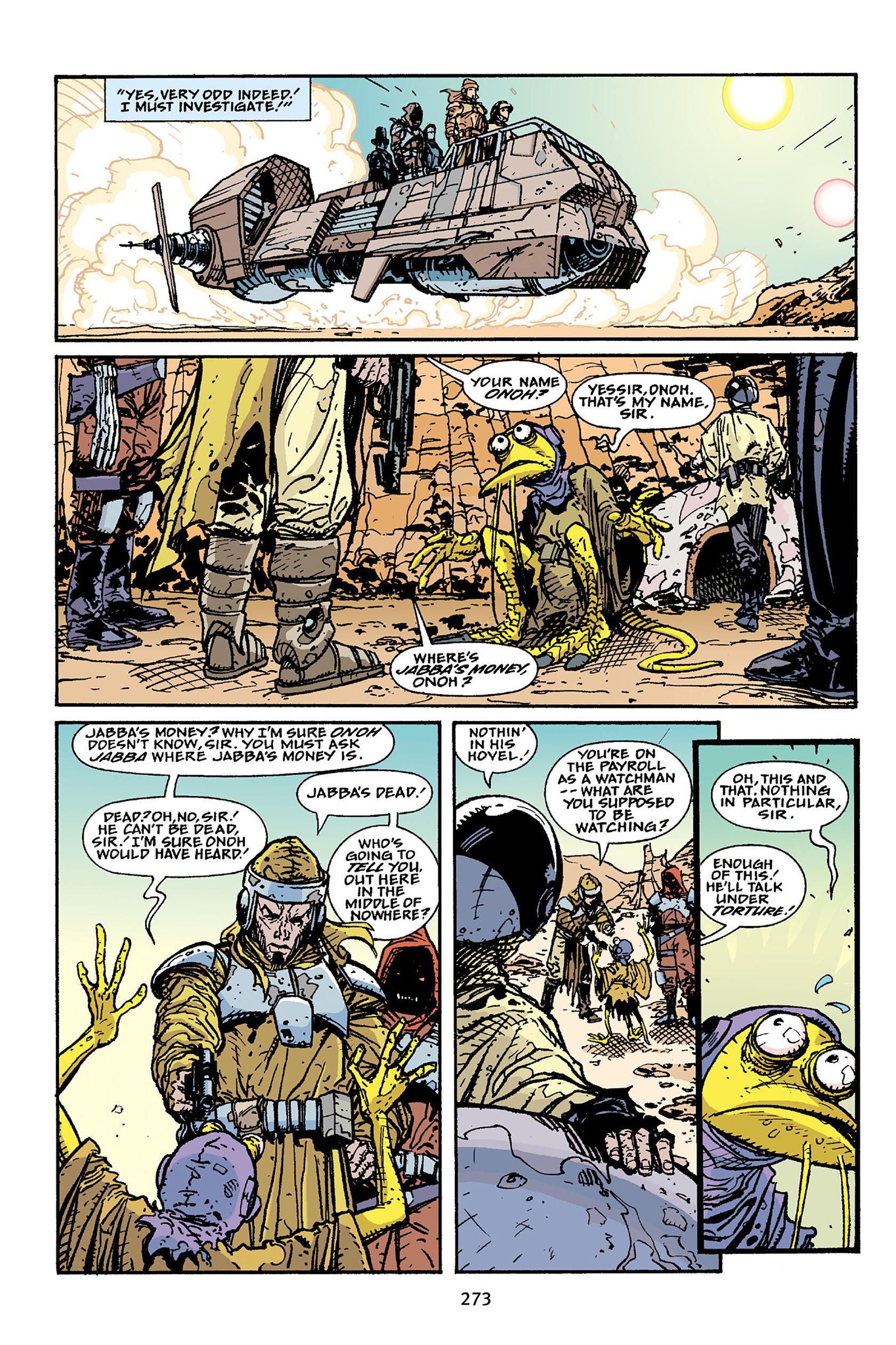 Read online Star Wars Omnibus comic -  Issue # Vol. 30 - 270