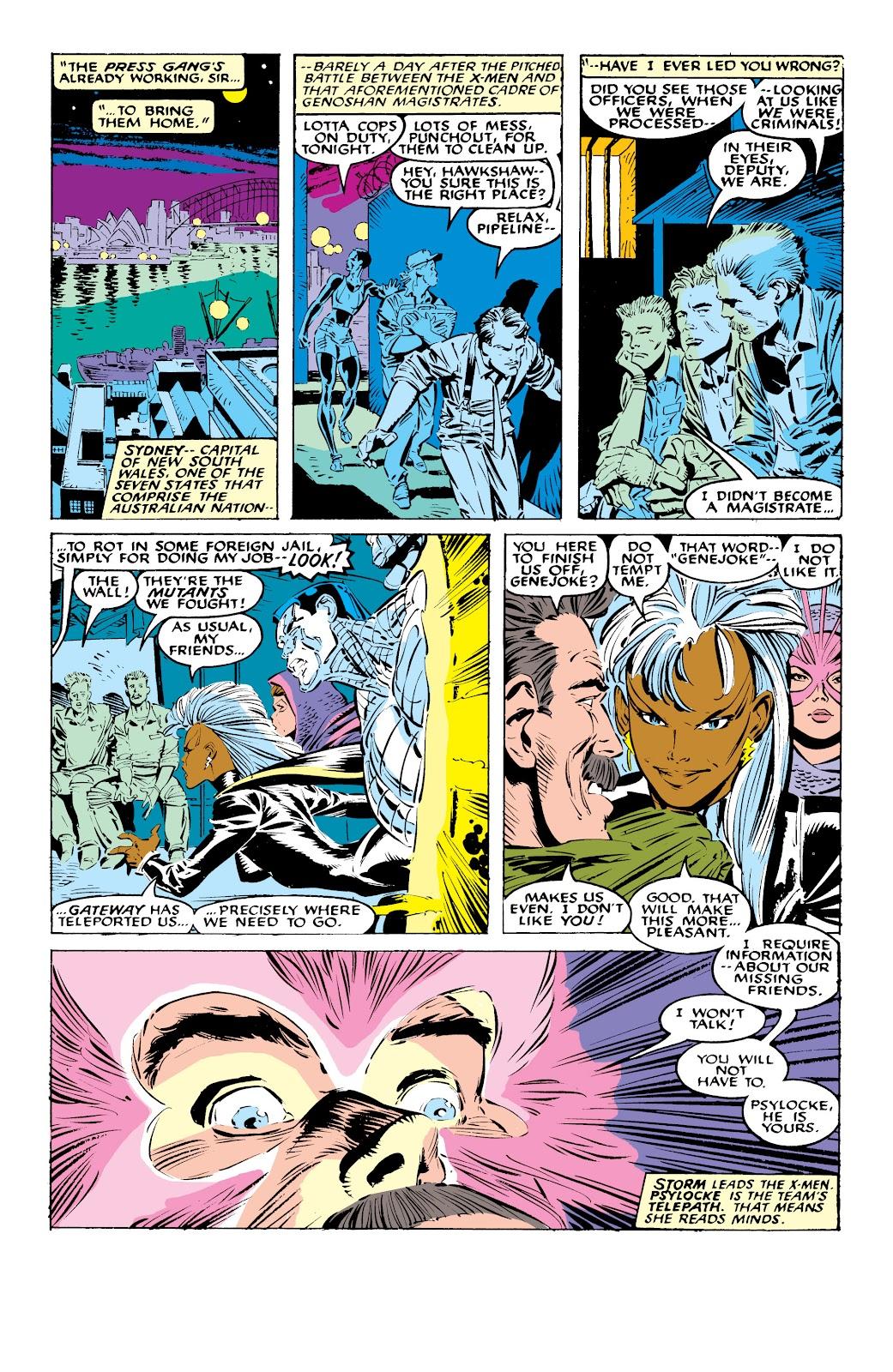 Uncanny X-Men (1963) issue 236 - Page 10