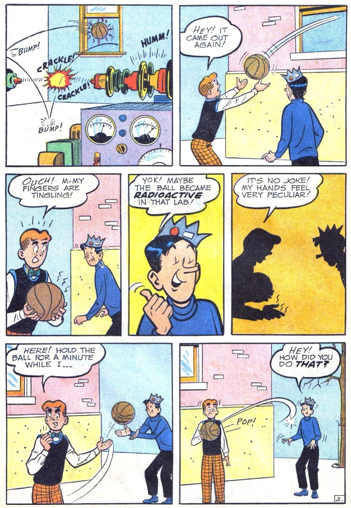 Read online Archie (1960) comic -  Issue #126 - 30