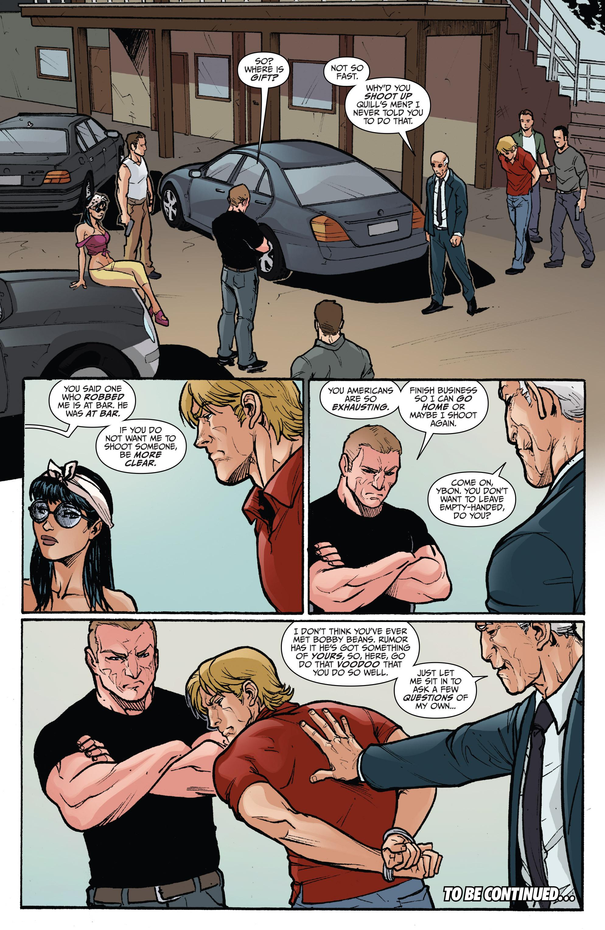 Read online 3 Guns comic -  Issue #4 - 24