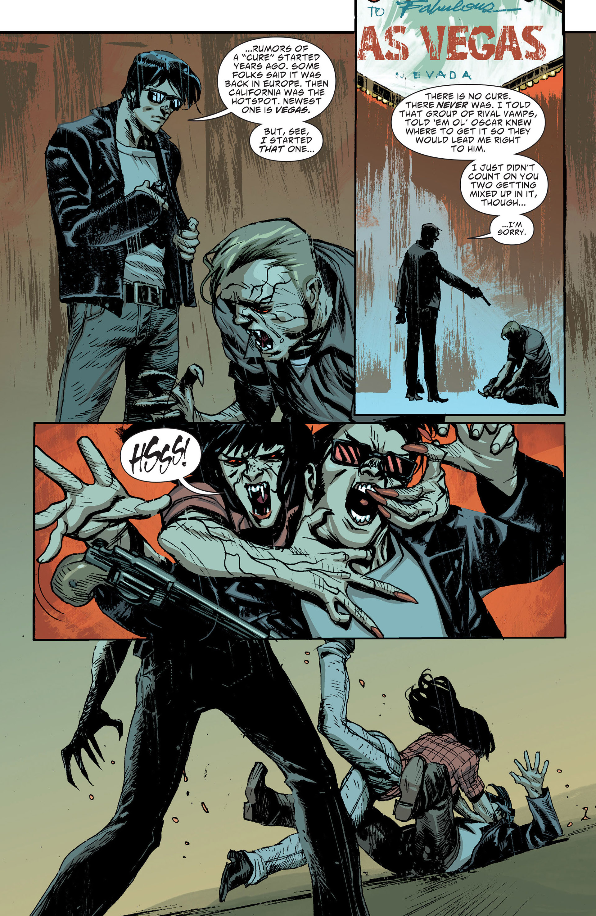 Read online American Vampire: The Long Road To Hell comic -  Issue # Full - 45