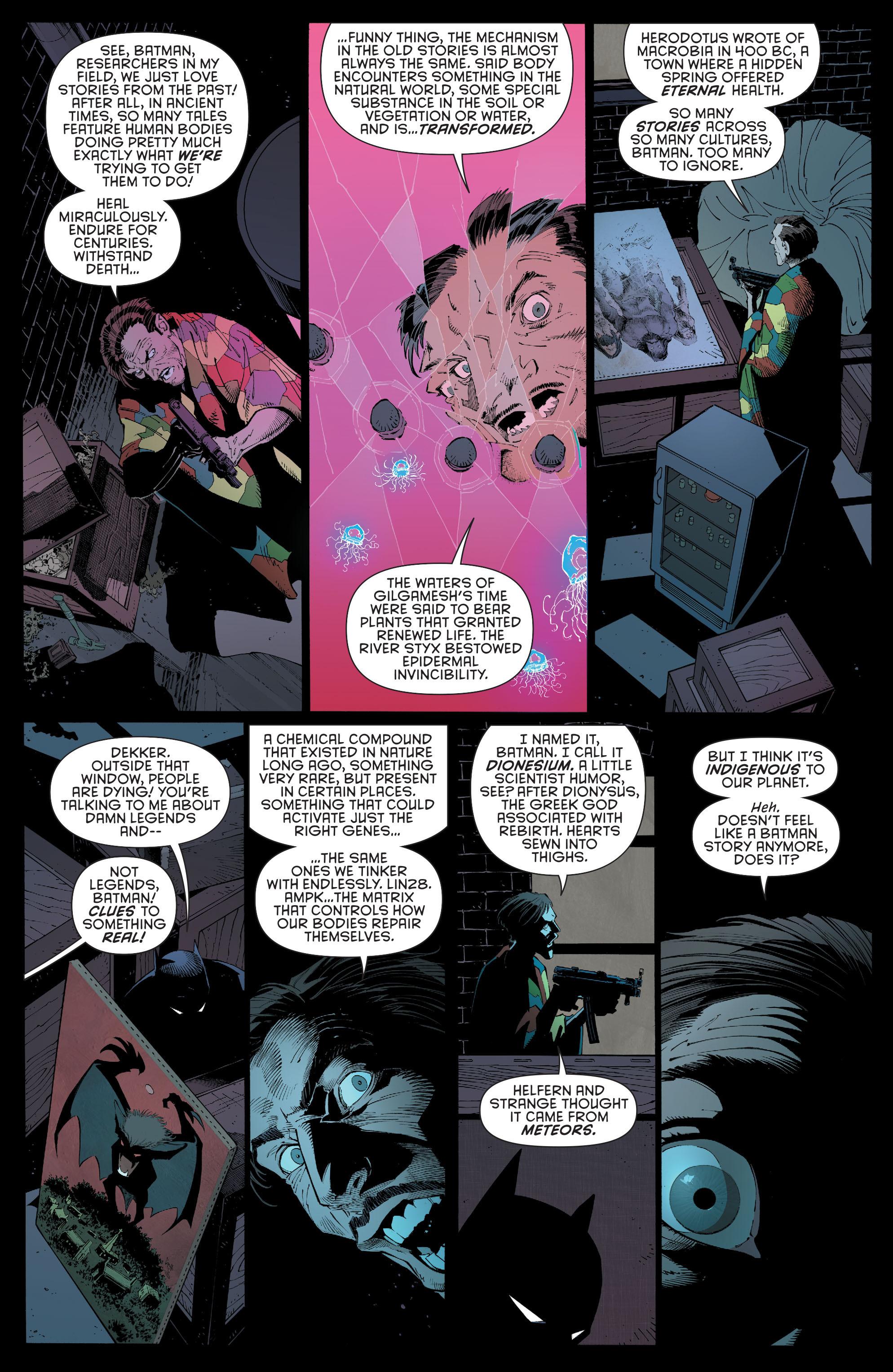 Read online Batman (2011) comic -  Issue # _TPB 7 - 94