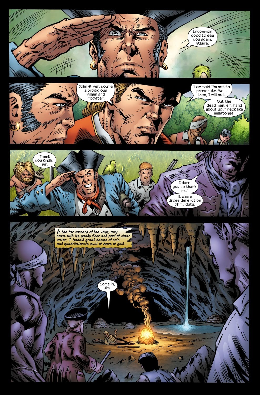 Read online Treasure Island comic -  Issue #6 - 15