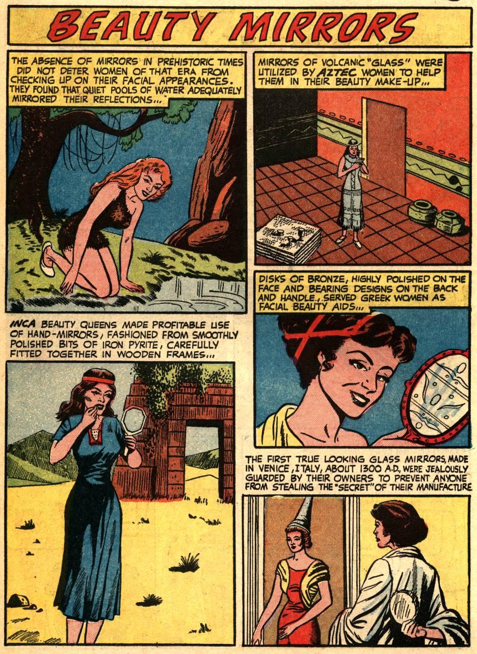 Read online Wonder Woman (1942) comic -  Issue #67 - 21