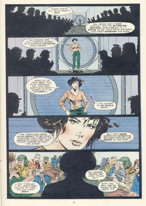 Read online Aliens: Earth War comic -  Issue #2 - 23