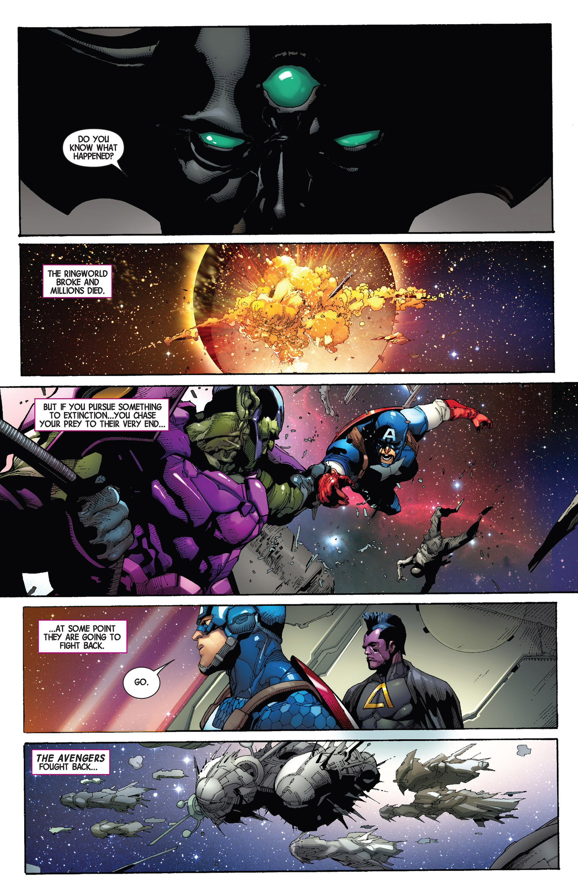 Read online Avengers (2013) comic -  Issue #20 - 6