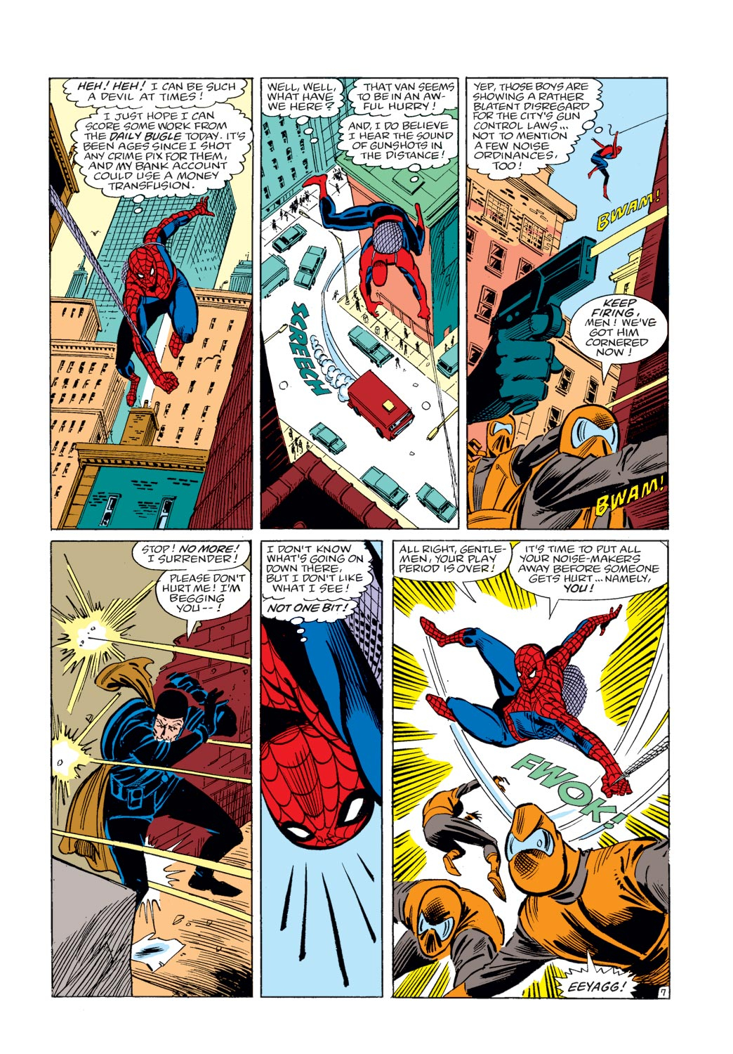 The Amazing Spider-Man (1963) 265 Page 7