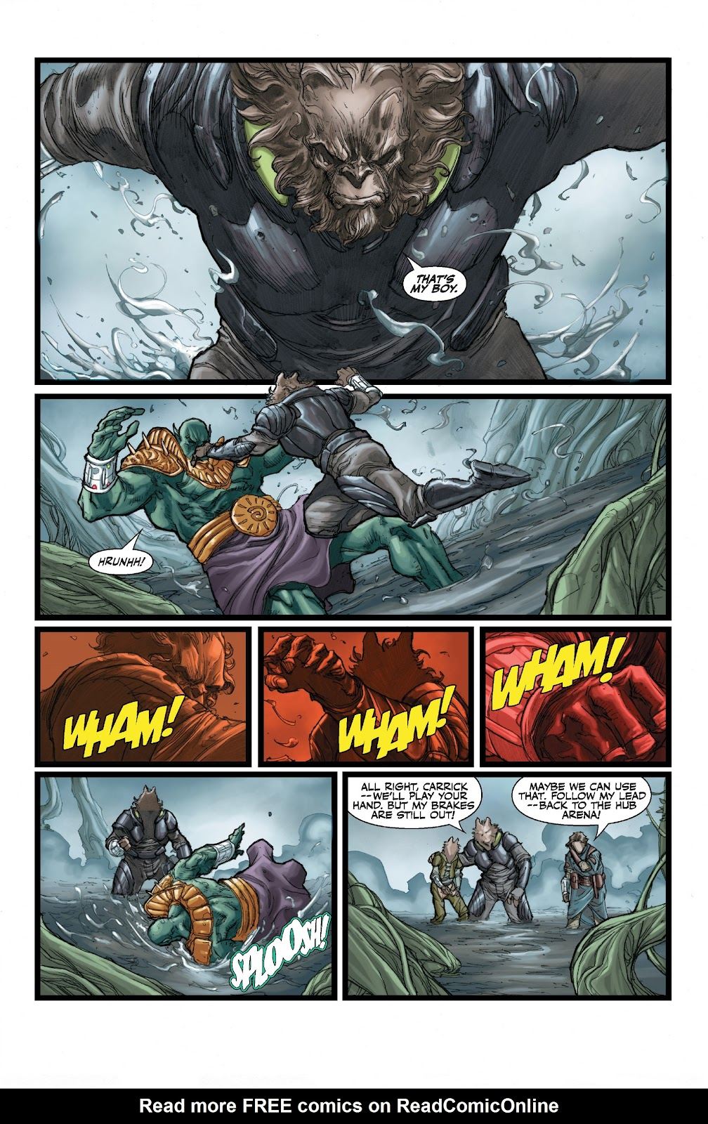 Read online Star Wars Legends: The Old Republic - Epic Collection comic -  Issue # TPB 3 (Part 1) - 86