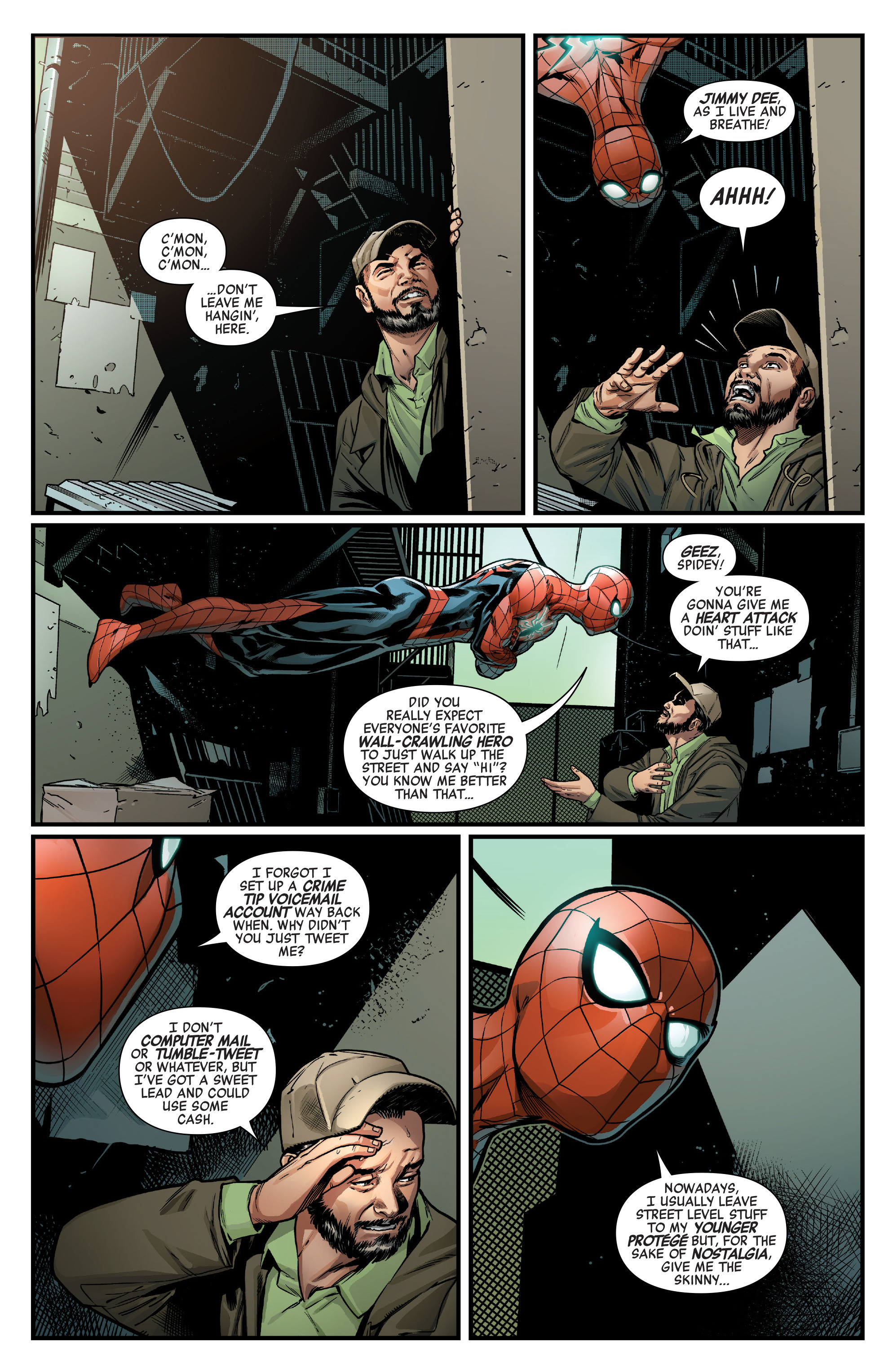 Read online Avengers (2016) comic -  Issue #1.MU - 4
