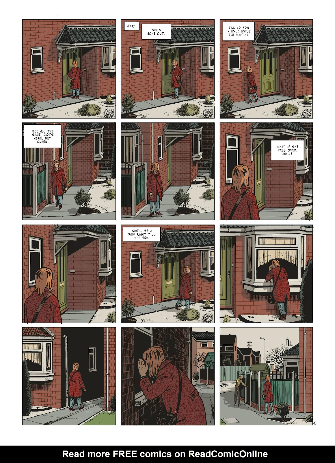 Read online Maggy Garrisson comic -  Issue #2 - 18
