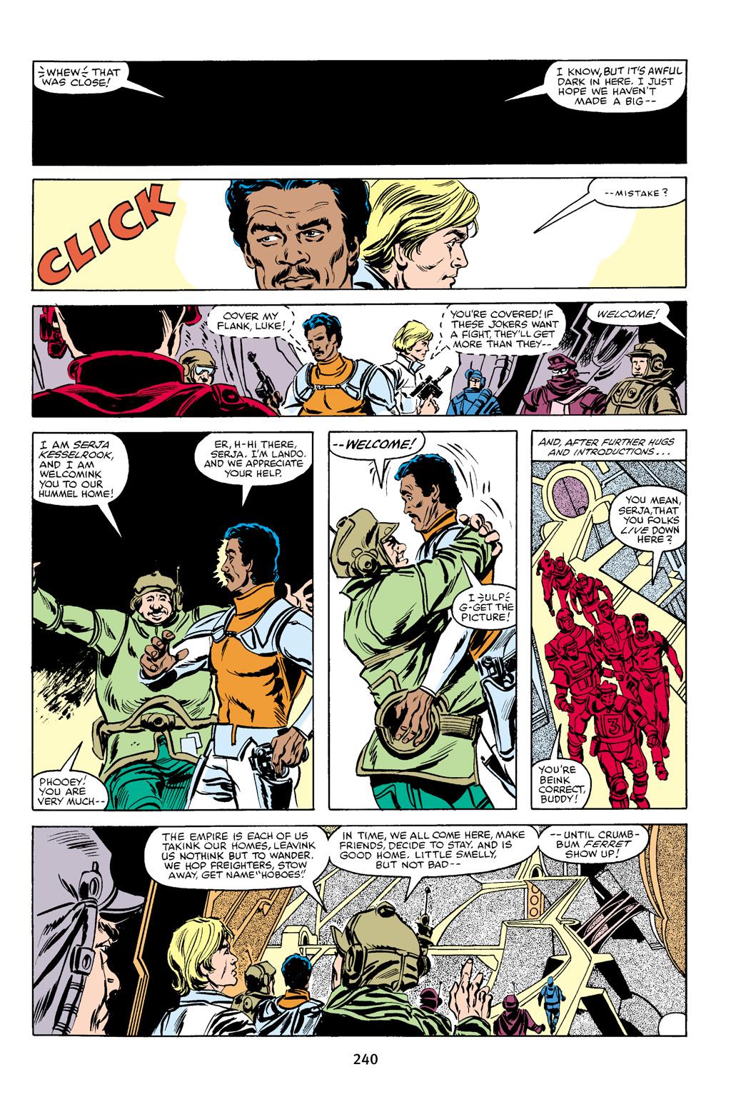 Read online Star Wars Omnibus comic -  Issue # Vol. 16 - 237