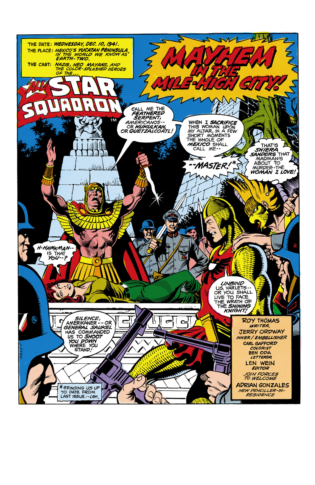 All-Star Squadron 6 Page 2