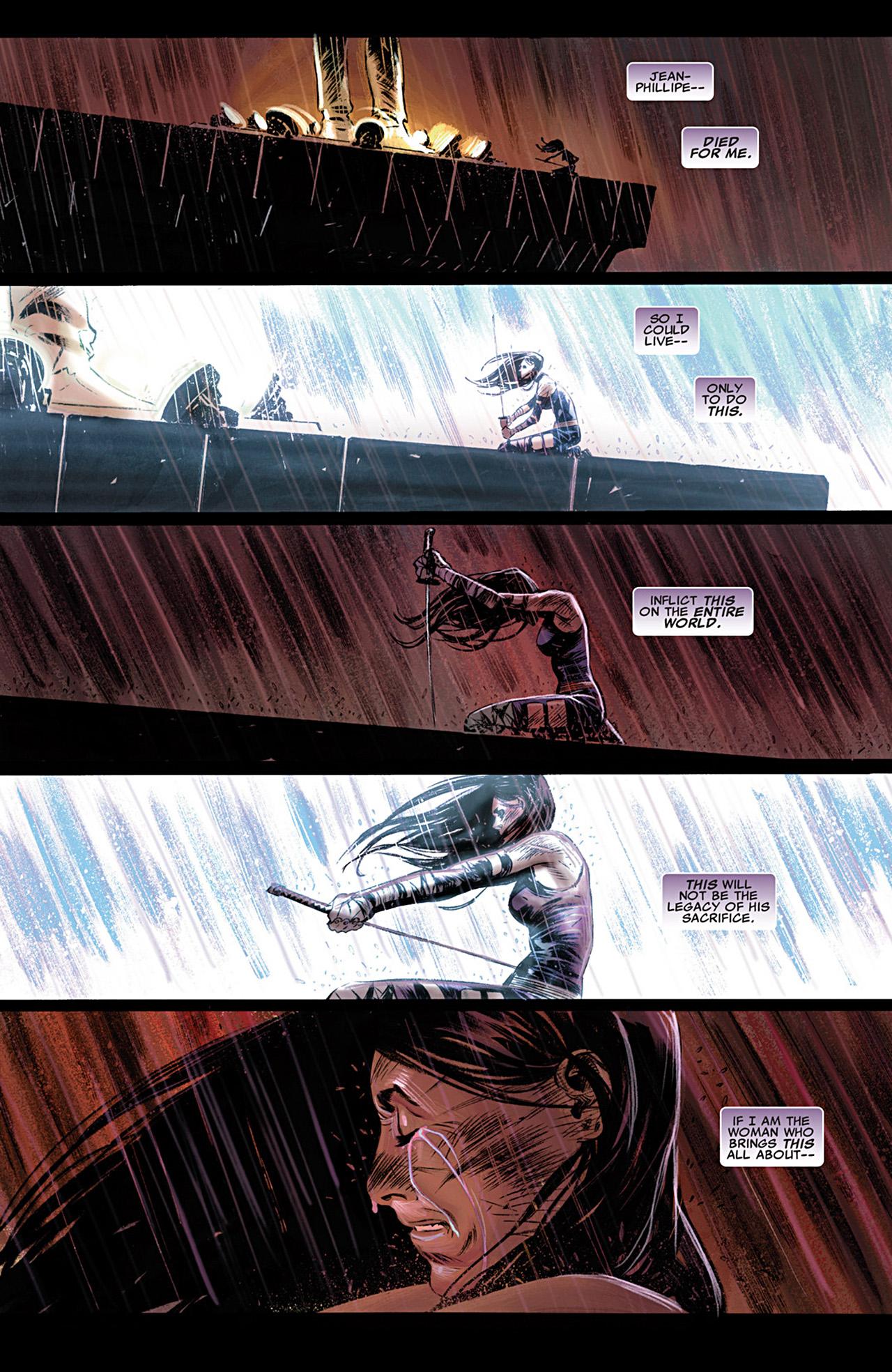 Uncanny X-Force (2010) #28 #30 - English 21