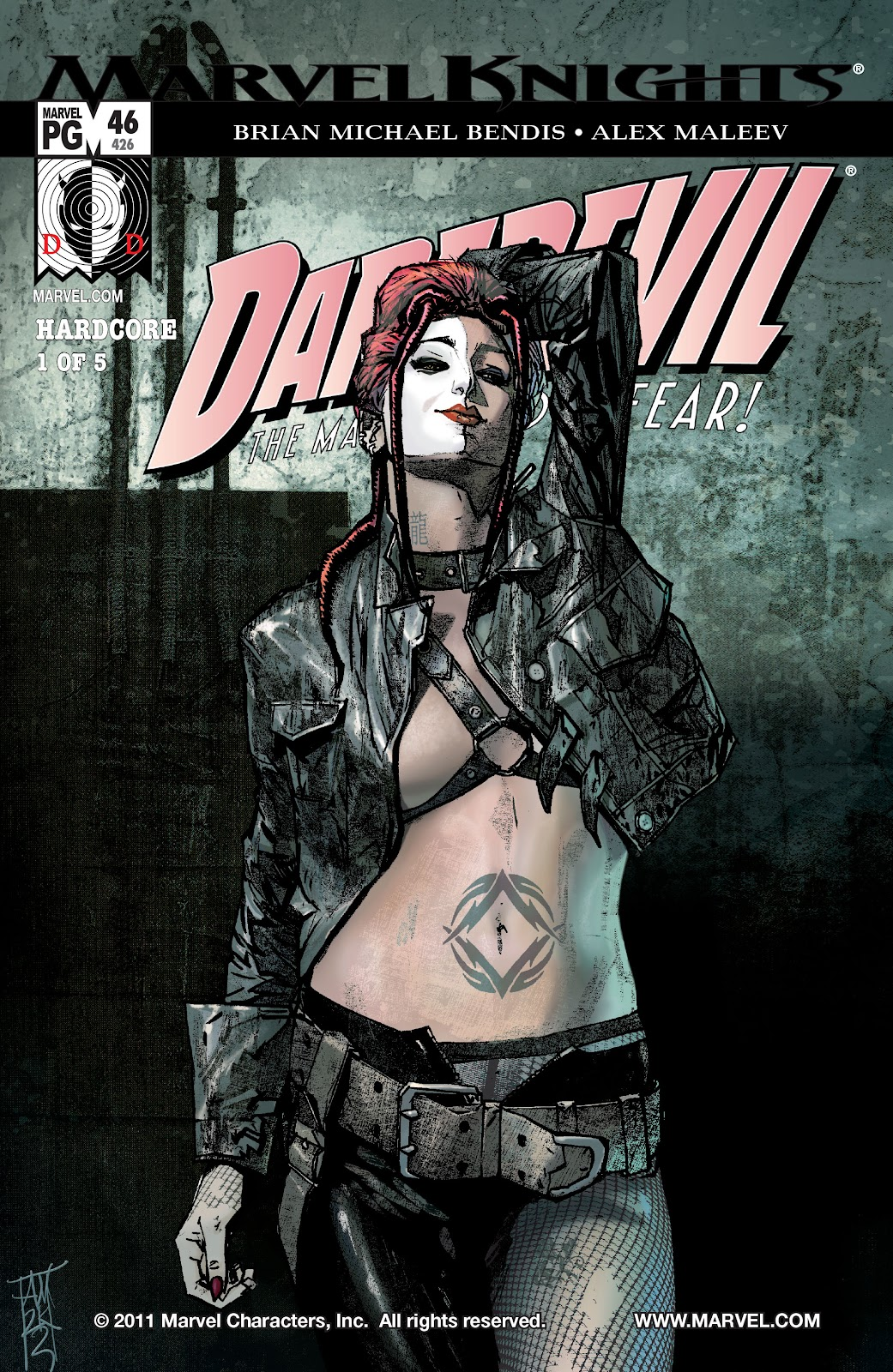 Read online Daredevil (1998) comic -  Issue # _Ultimate_Collection TPB 2 (Part 2) - 12