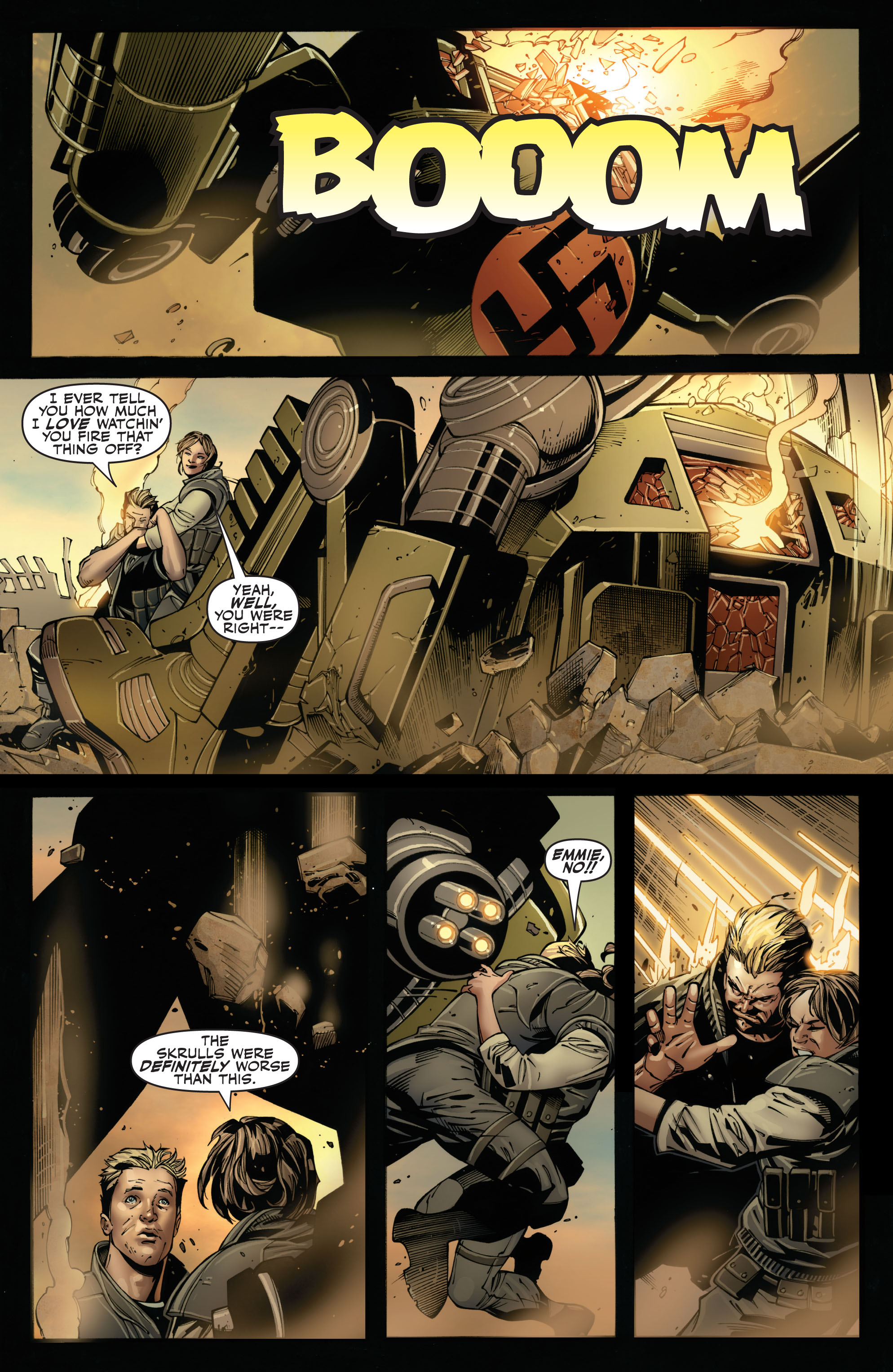 Read online Secret Avengers (2010) comic -  Issue #14 - 14