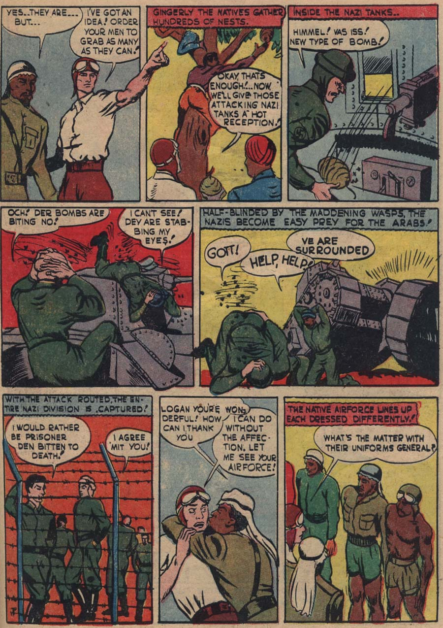 Blue Ribbon Comics (1939) issue 18 - Page 52