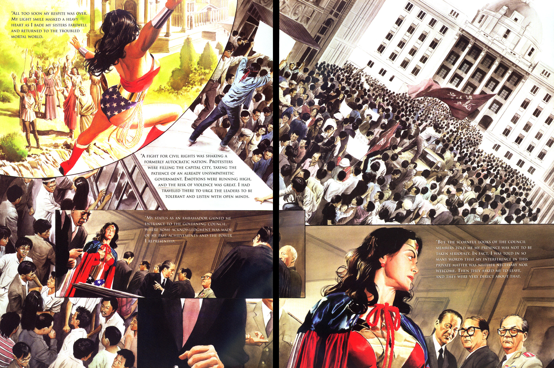 Read online Wonder Woman: Spirit of Truth comic -  Issue # Full - 25