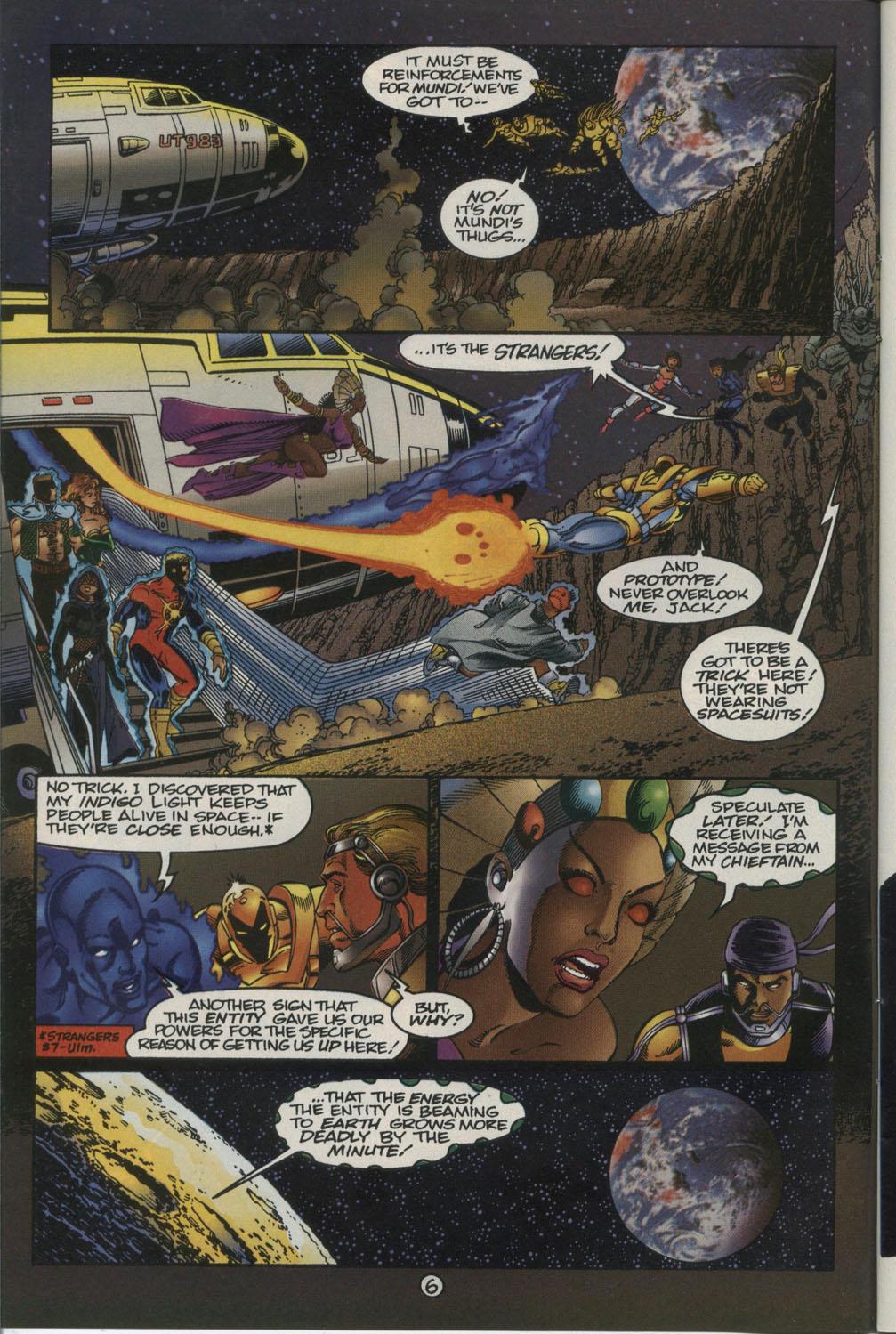 Read online Break-Thru comic -  Issue #2 - 7