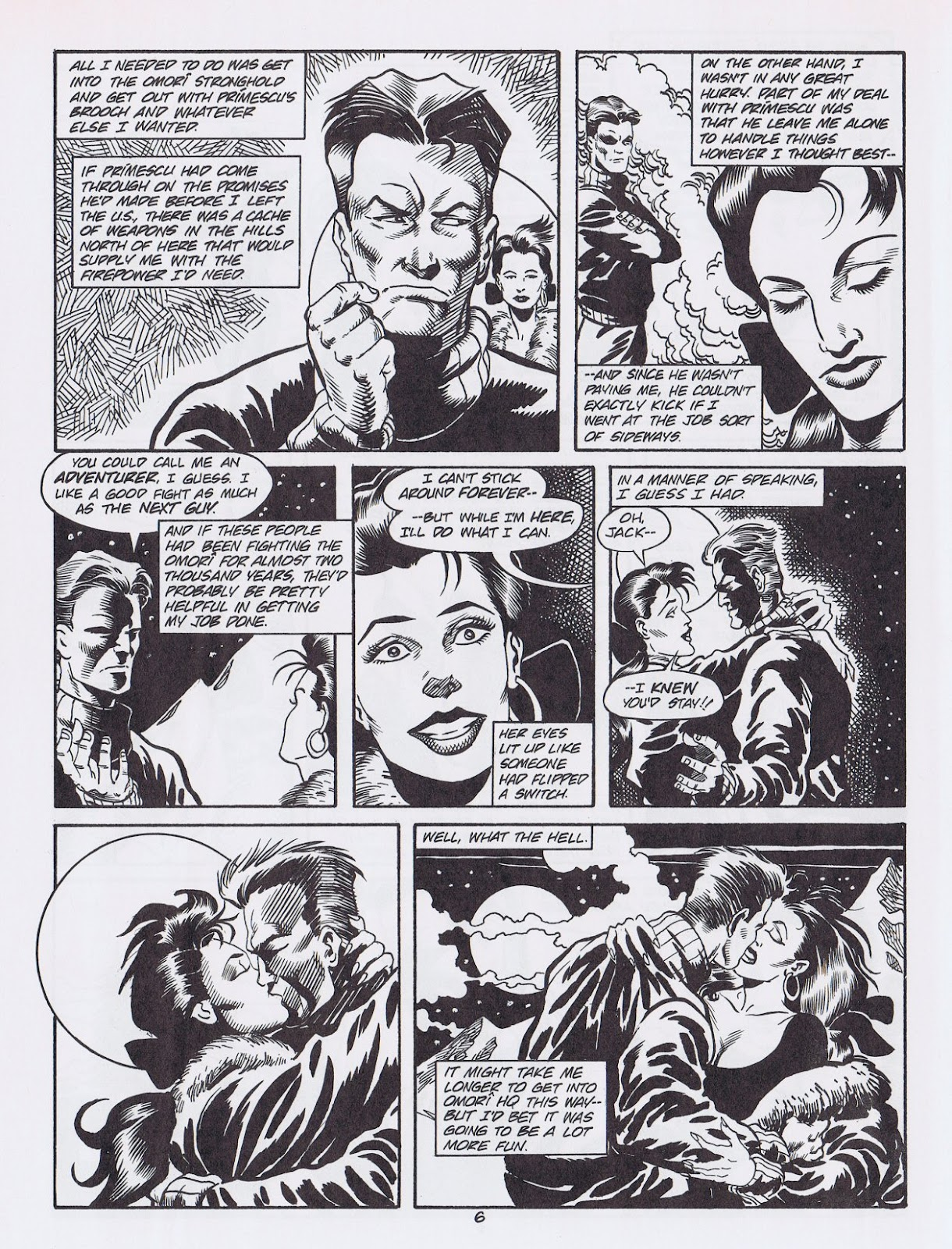 Read online Merchants of Death comic -  Issue #2 - 40