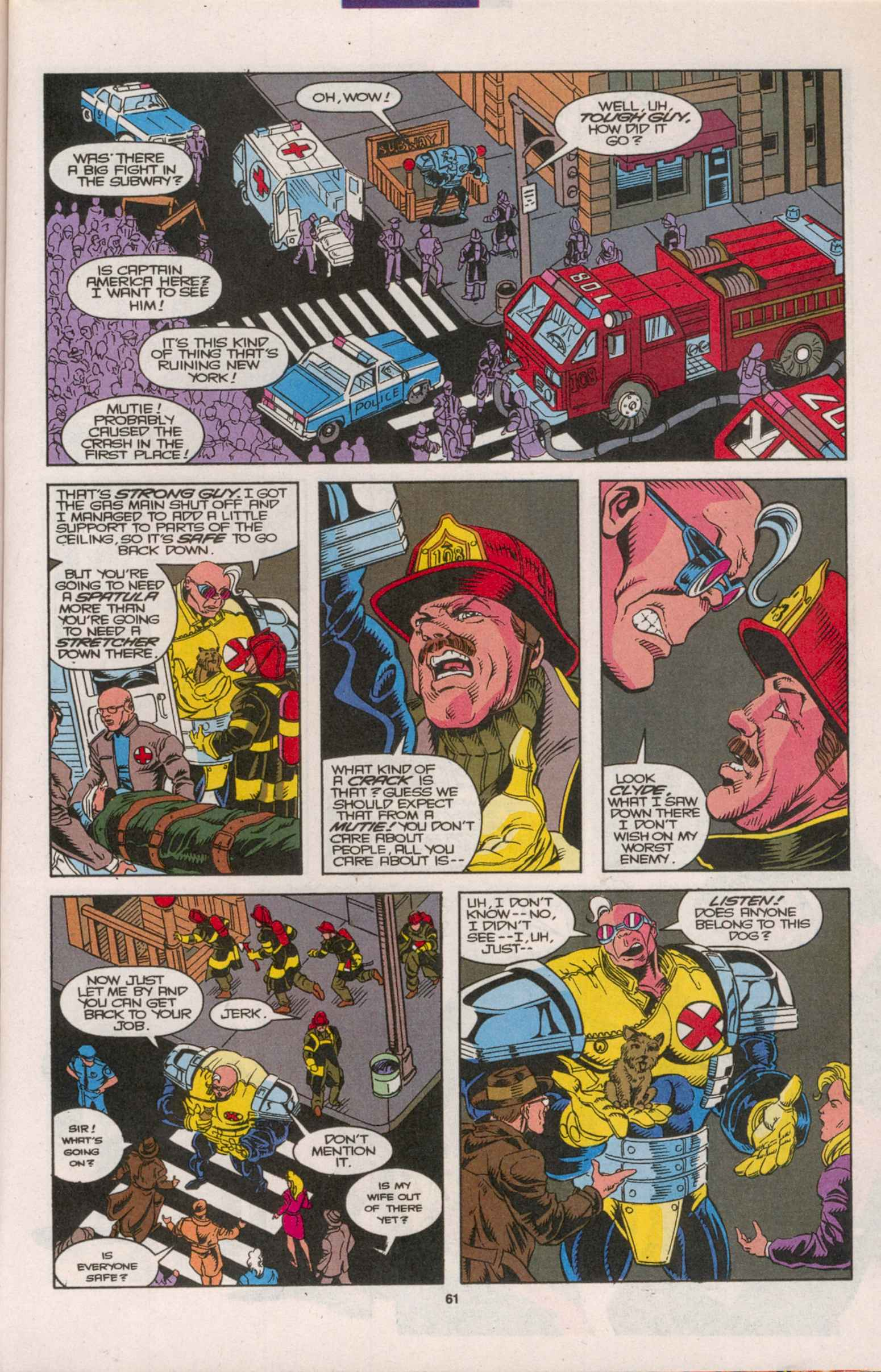 Read online X-Factor (1986) comic -  Issue # _ Annual 8 - 54