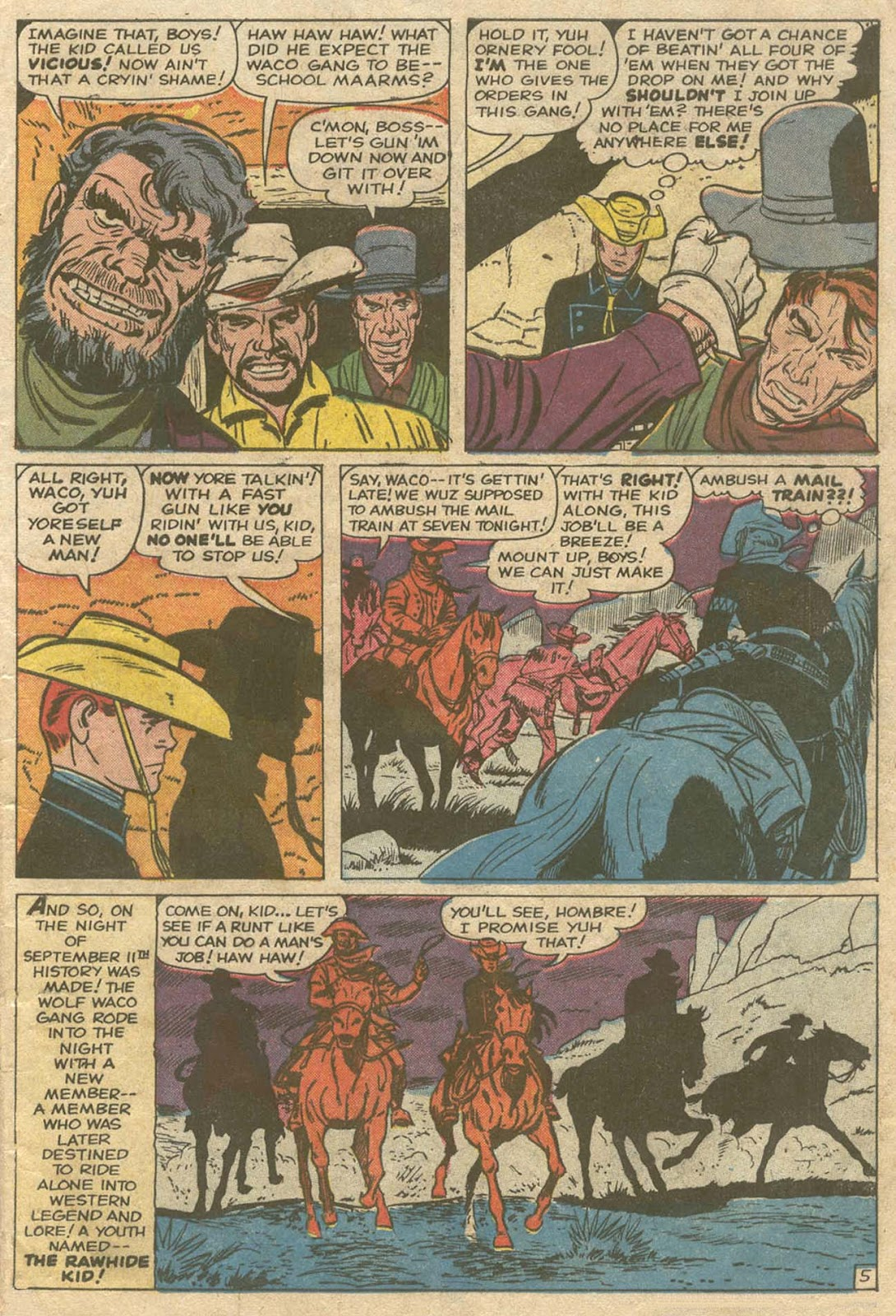 The Rawhide Kid (1955) issue 92 - Page 24