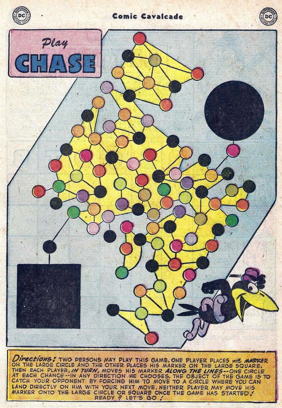Comic Cavalcade issue 56 - Page 23