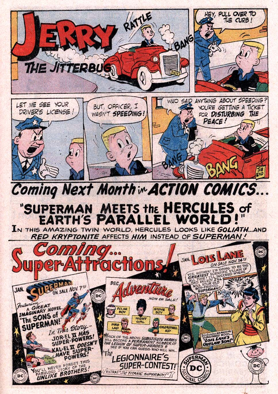 Read online Action Comics (1938) comic -  Issue #307 - 29