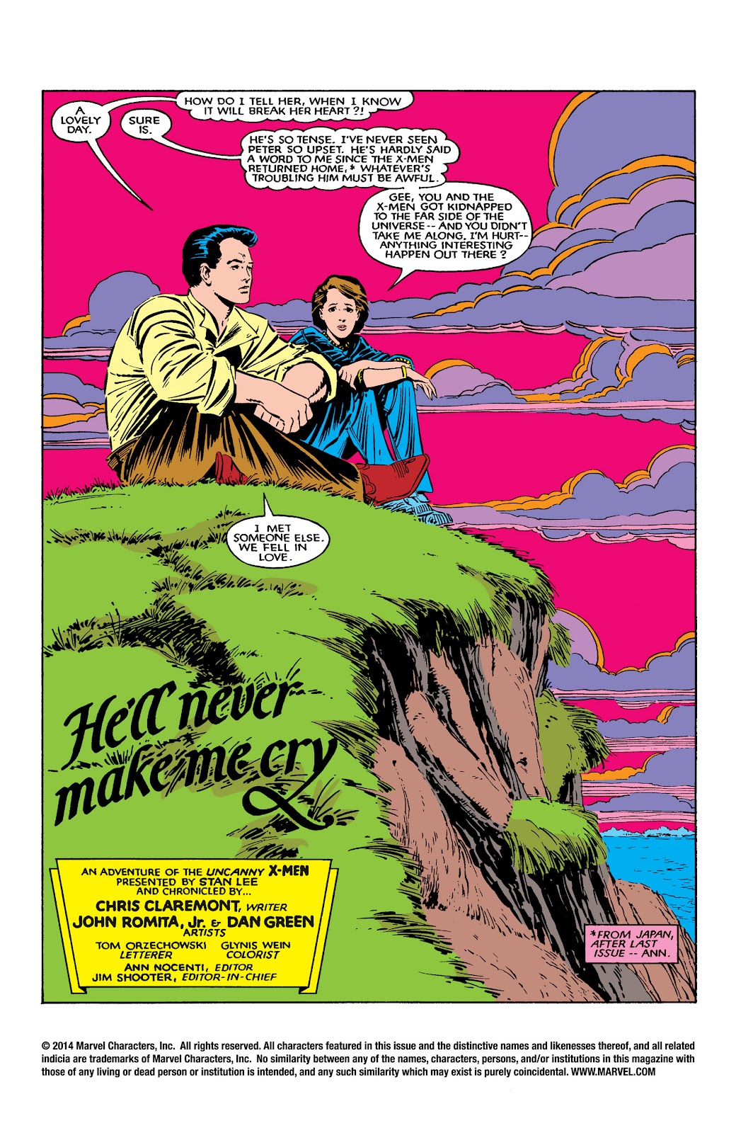 Uncanny X-Men (1963) issue 183 - Page 2