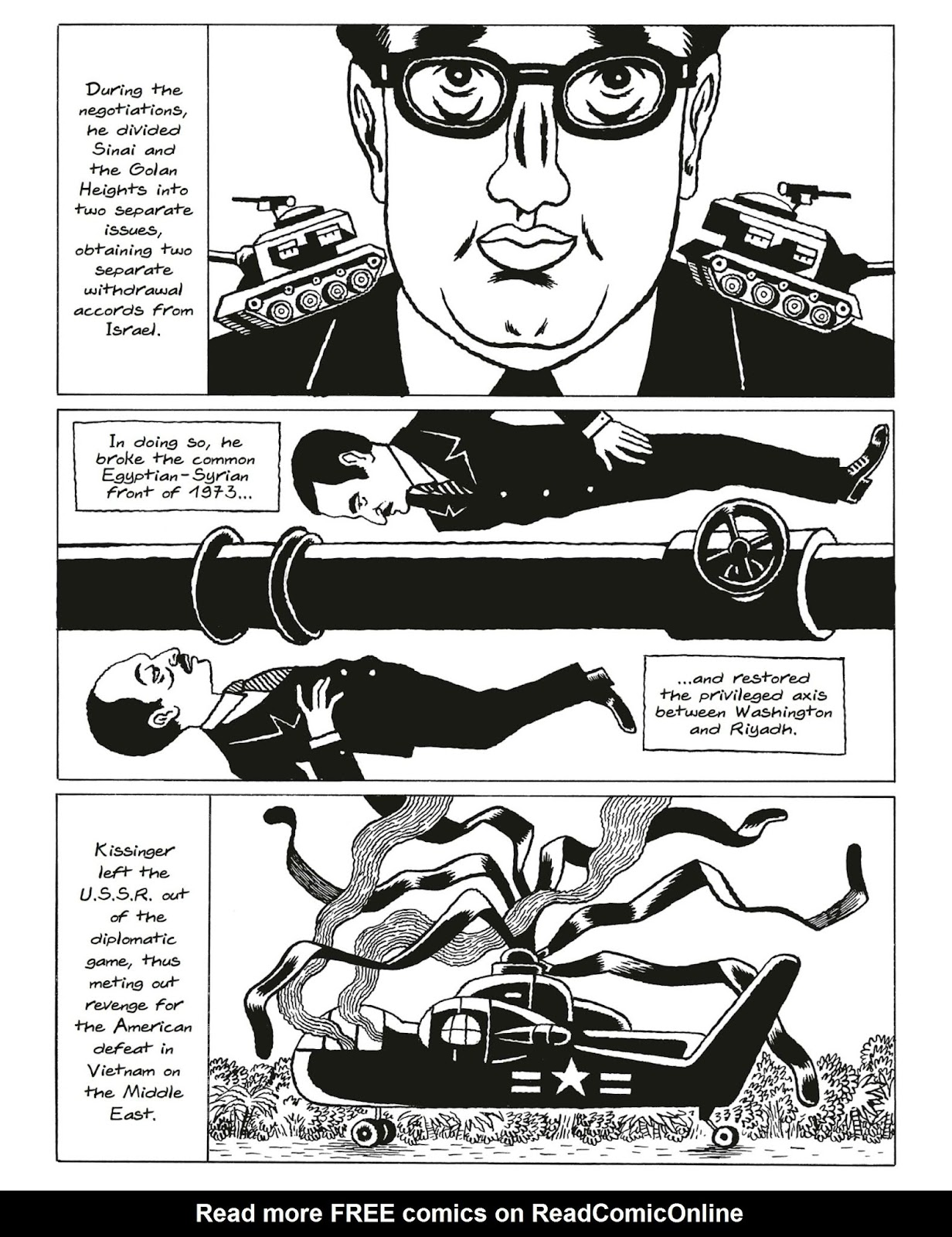 Best of Enemies: A History of US and Middle East Relations issue TPB_2 - Page 52