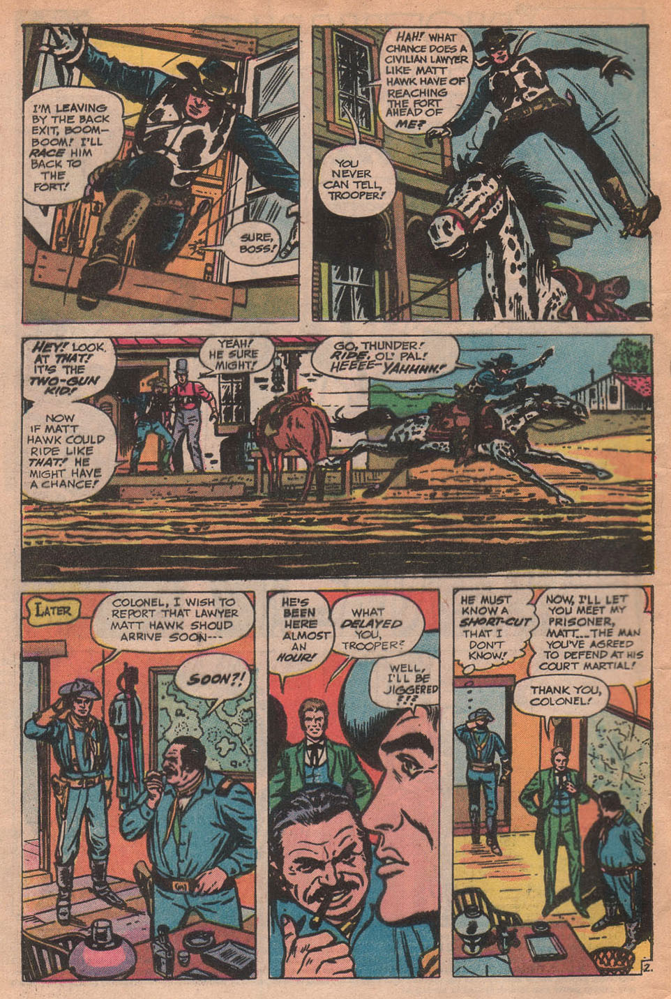 Read online Two-Gun Kid comic -  Issue #112 - 4