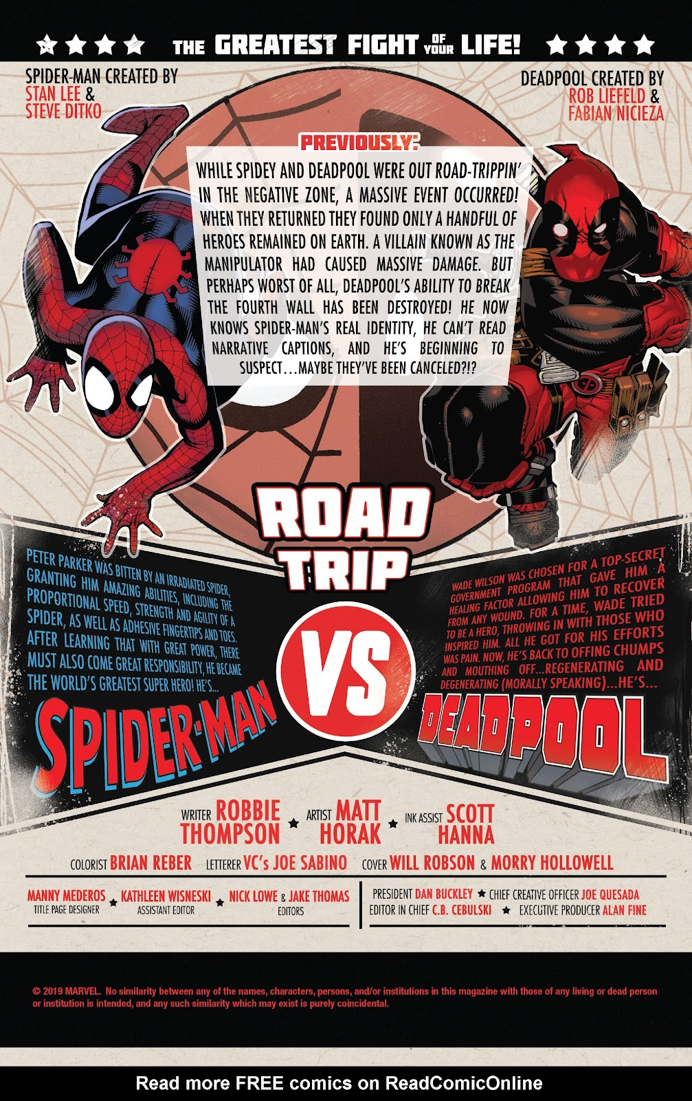 Read online Spider-Man/Deadpool comic -  Issue #47 - 2
