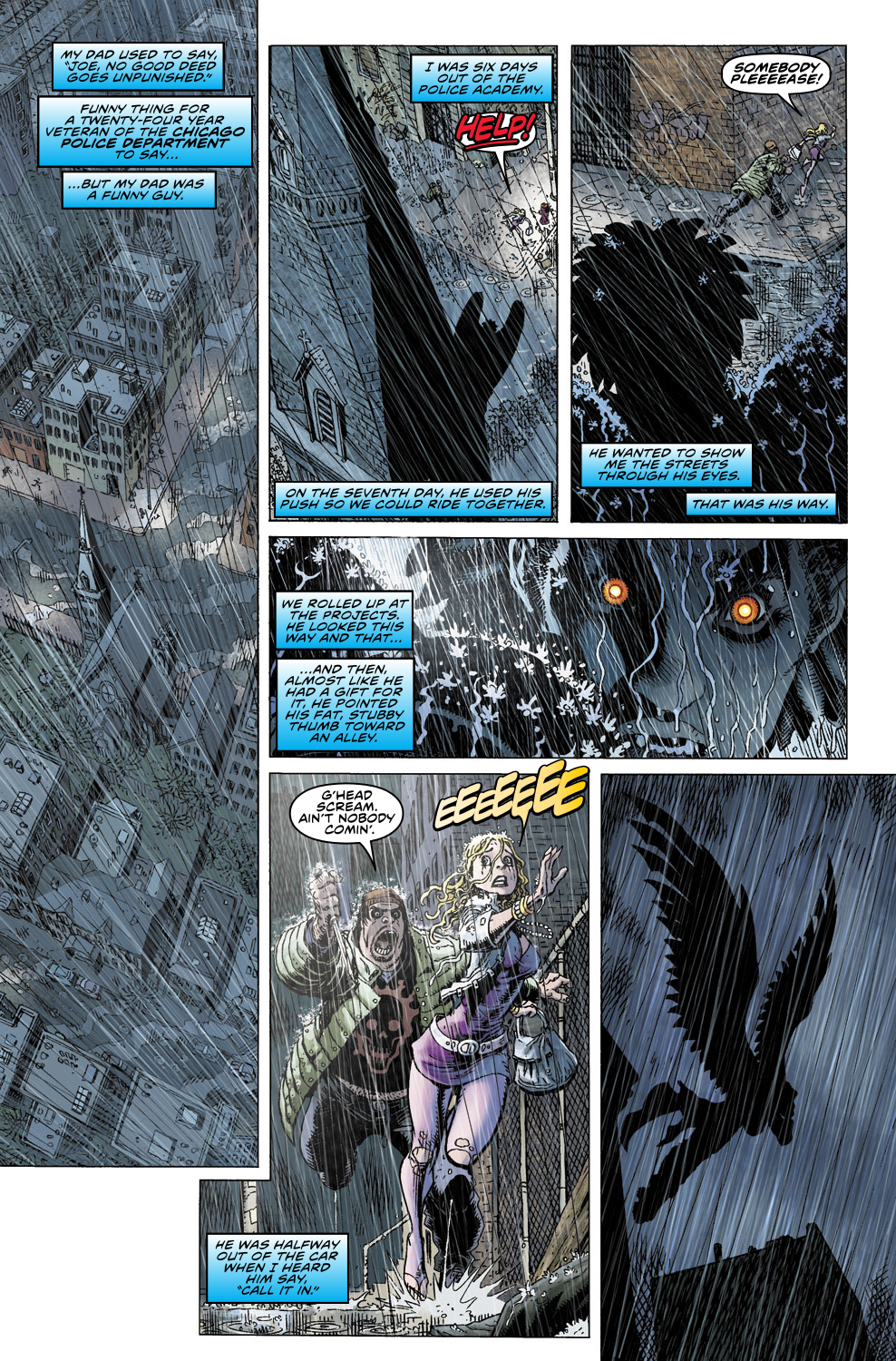 Read online Ultimate X comic -  Issue #3 - 3