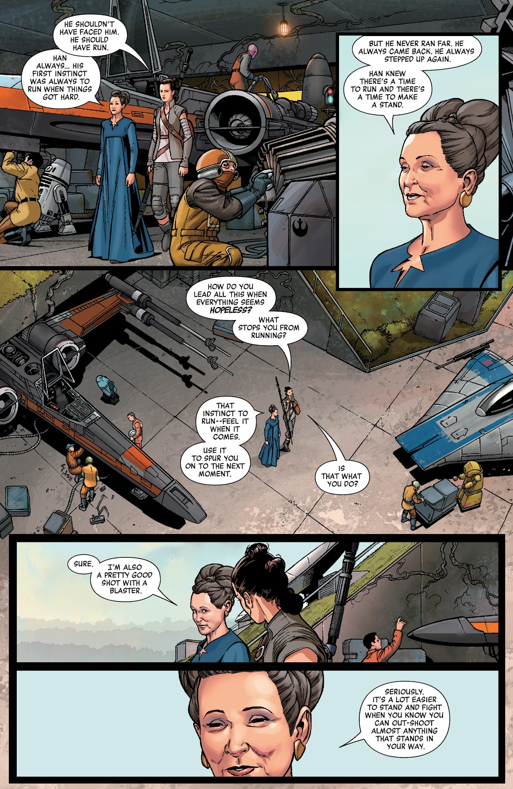 Read online Star Wars: Age of Republic: Heroes comic -  Issue # TPB - 74