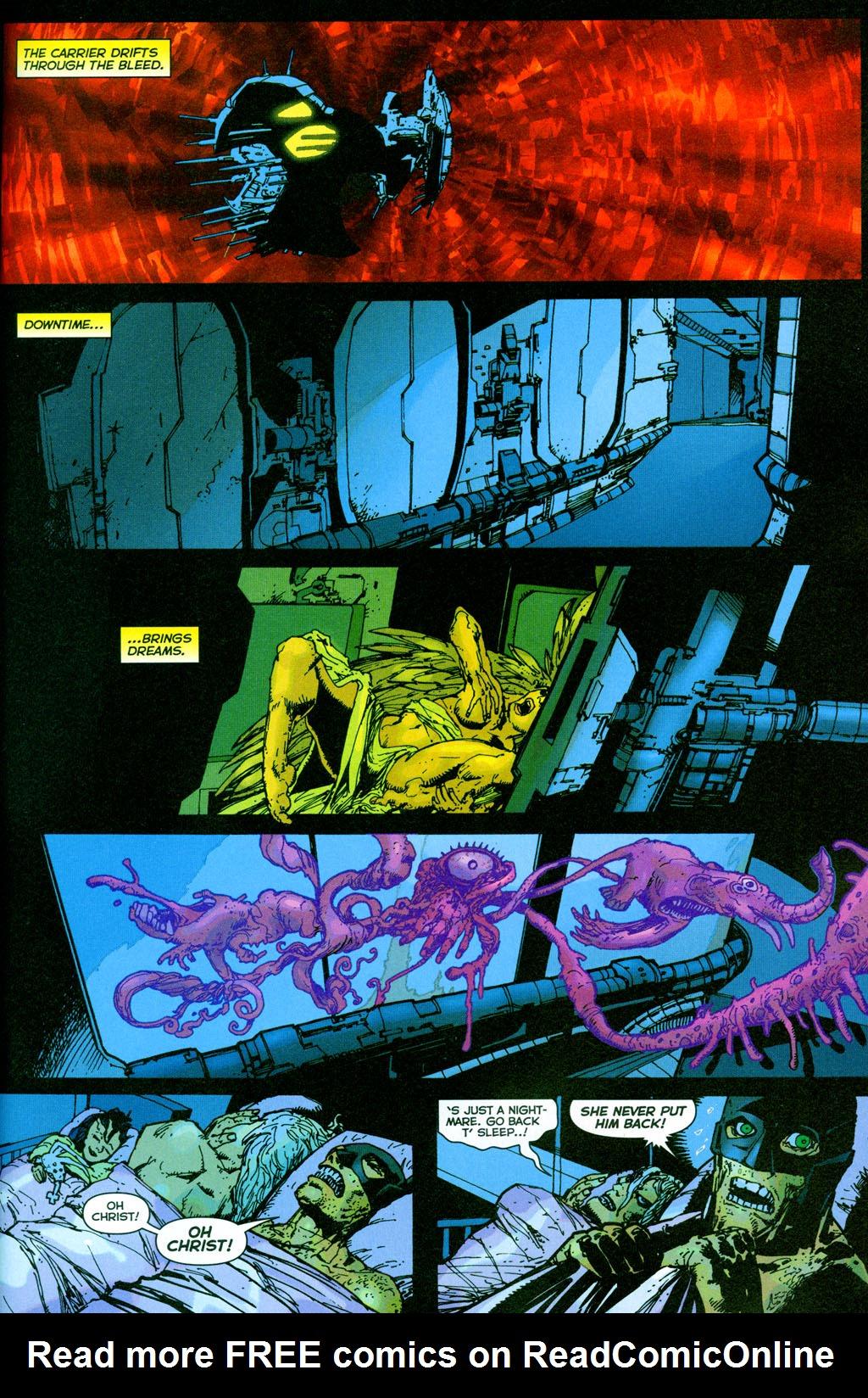 Read online The Authority/Lobo: Spring Break Massacre comic -  Issue # Full - 2