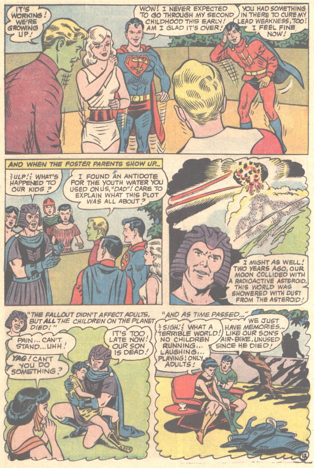 Read online Adventure Comics (1938) comic -  Issue #356 - 16