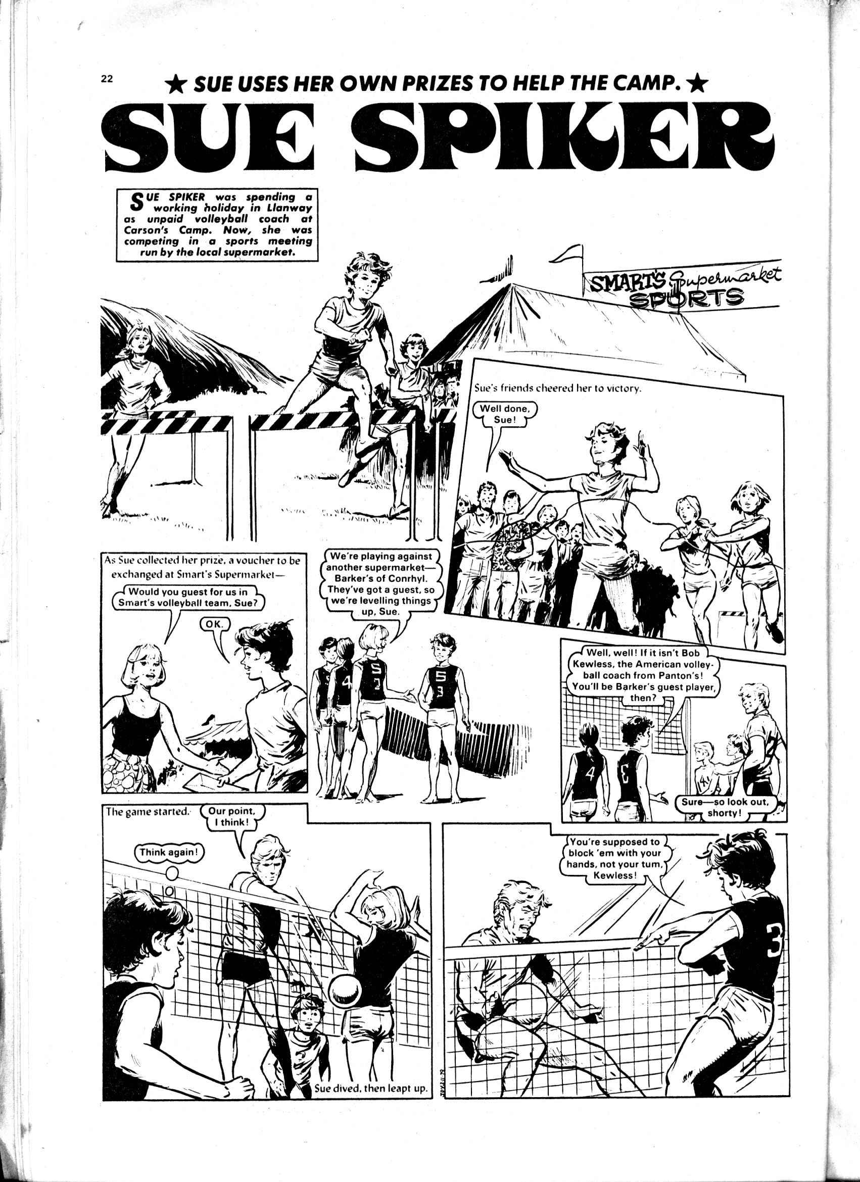 Read online Judy comic -  Issue #1034 - 18
